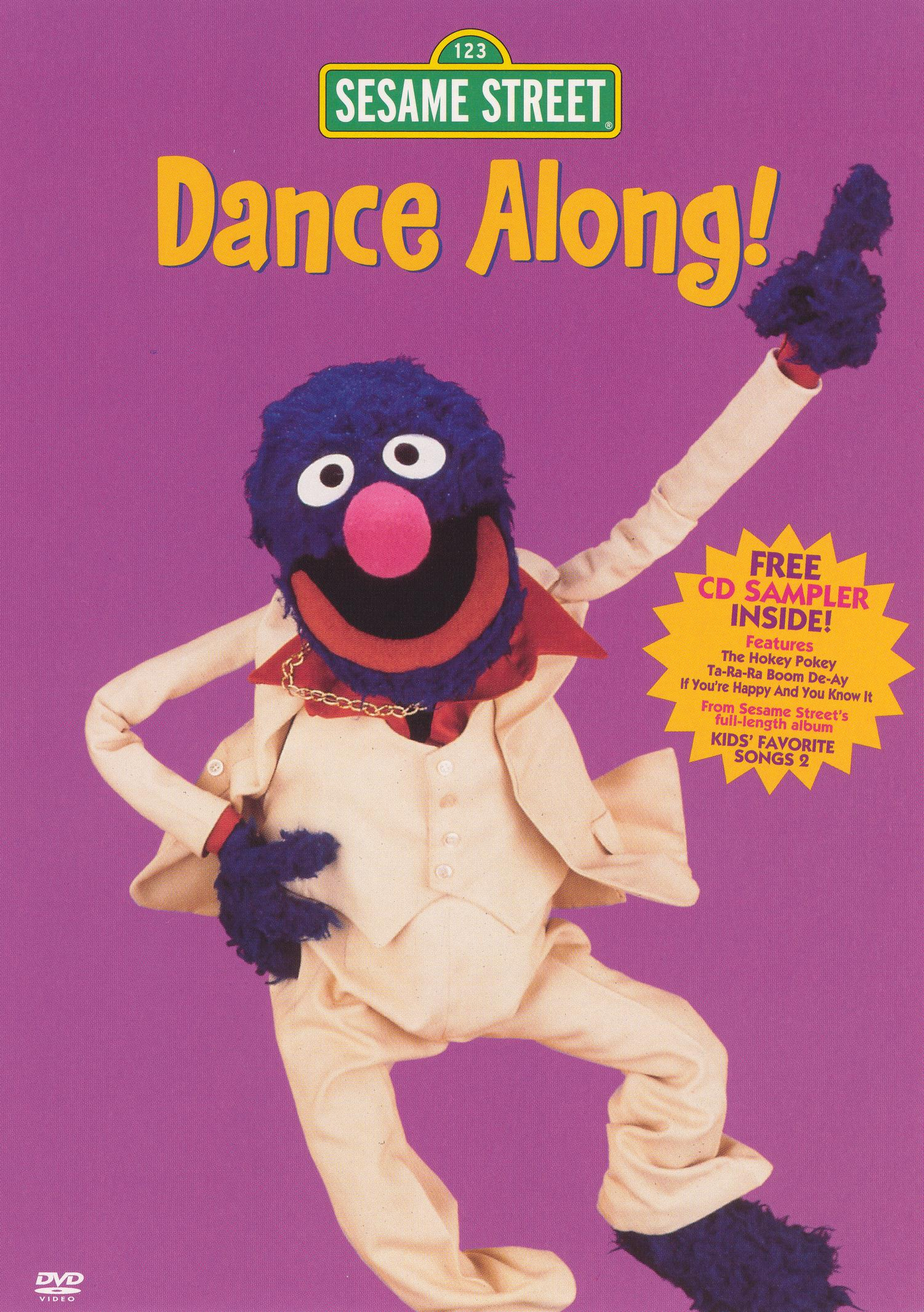Sesame Street: Dance Along!