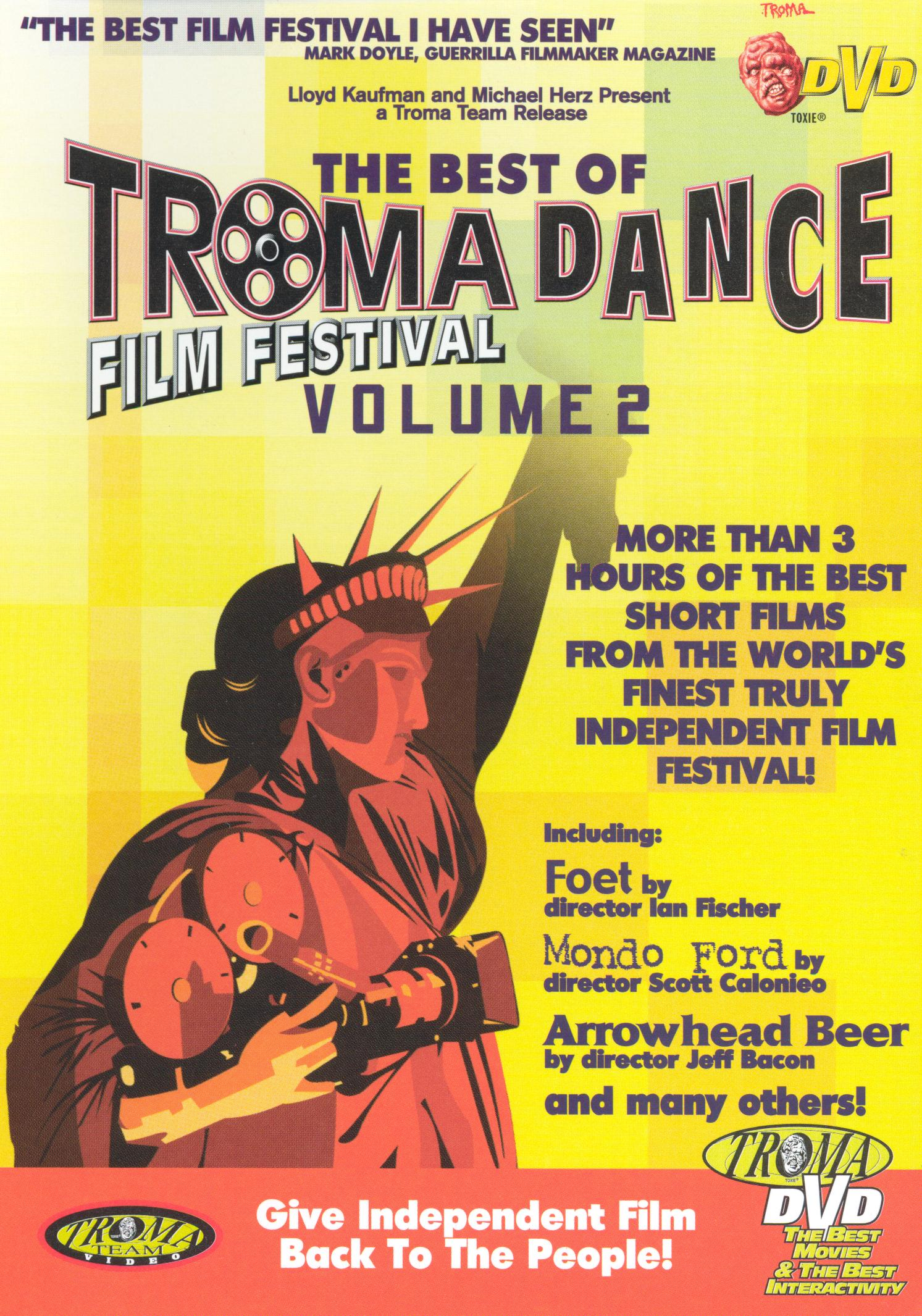 The Best of TromaDance Film Festival, Vol. 2