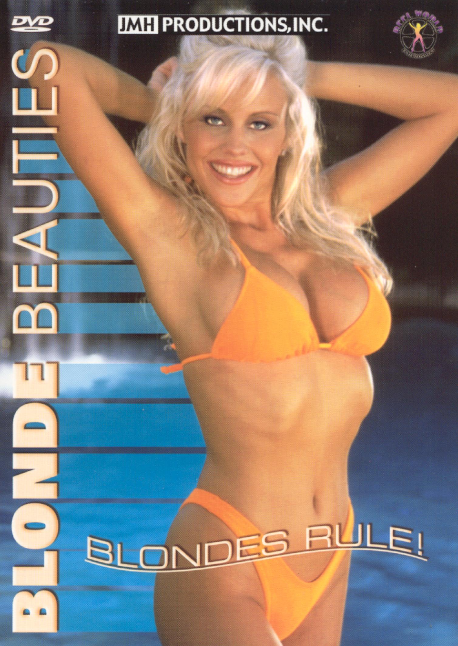 Blonde Beauties, Vol. 1