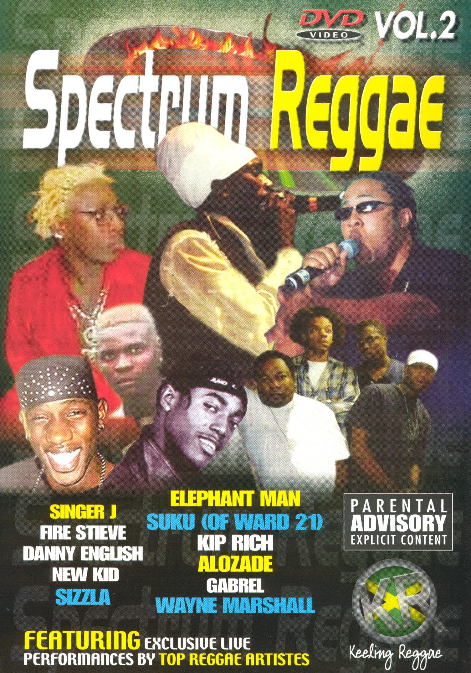 Spectrum Reggae, Vol. 2
