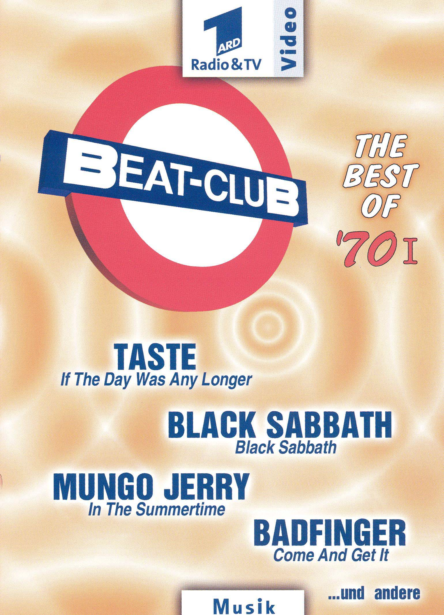 The Beat-Club: The Best of '70, Vol. 1