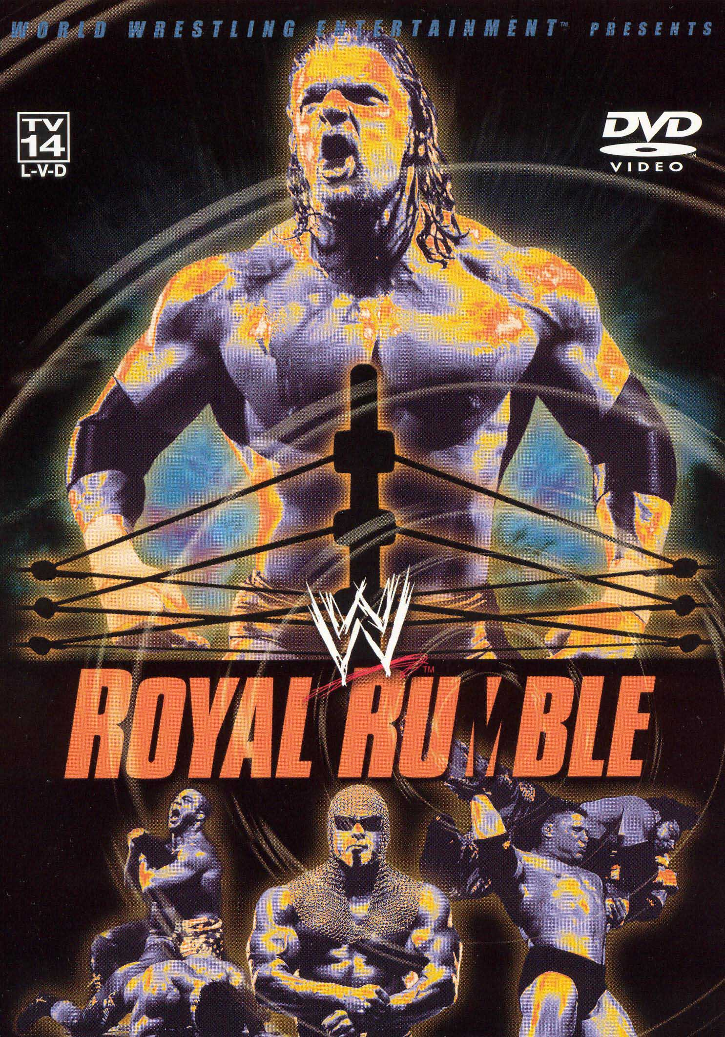 WWE: Royal Rumble 2003