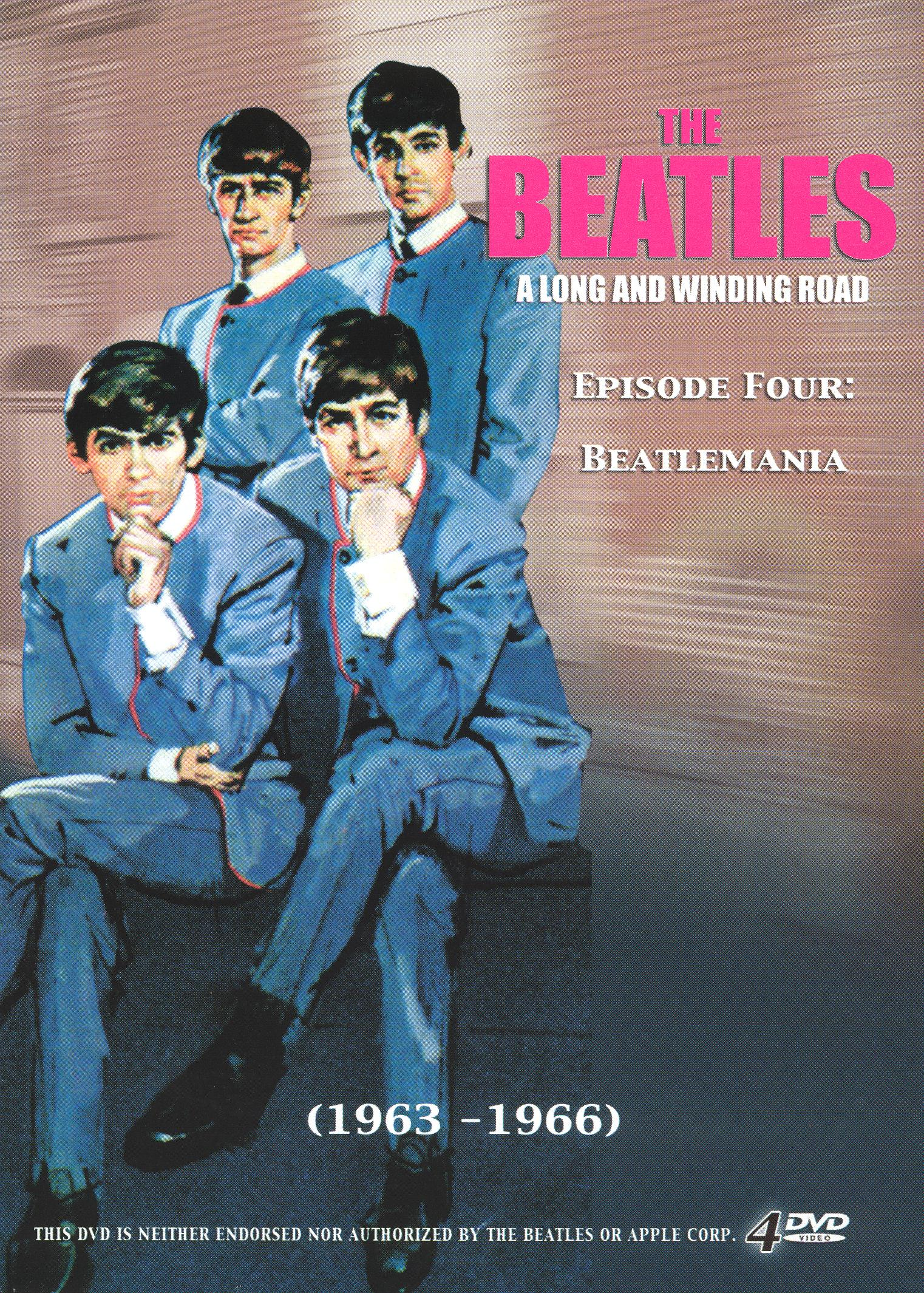 The Beatles: A Long and Winding Road, Episode 4: Beatlemania (1963-1966)
