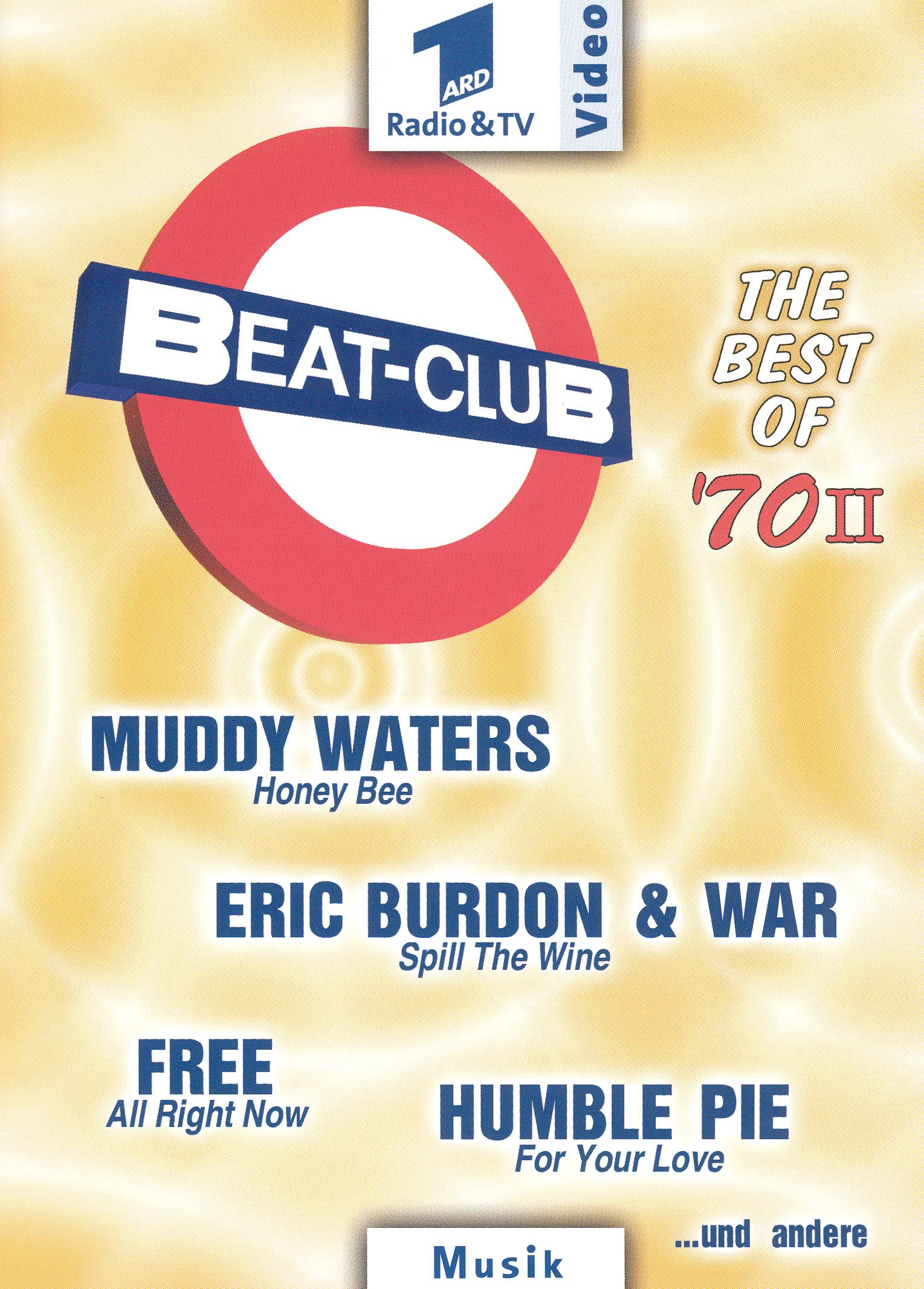 The Beat-Club: The Best of '70, Vol. 2