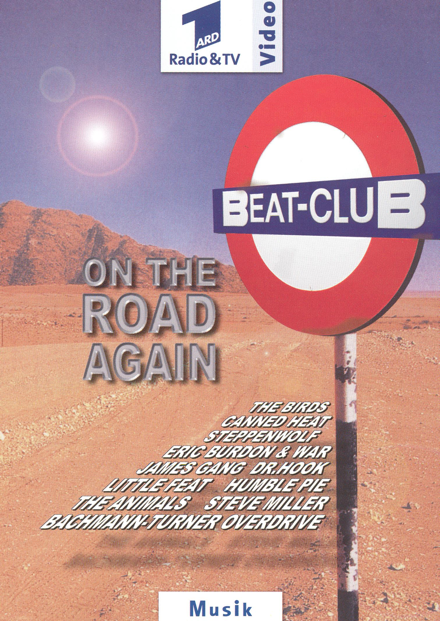The Beat-Club: On the Road Again