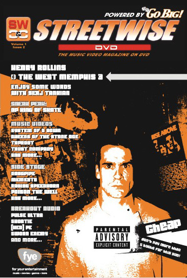 Streetwise: Issue 2