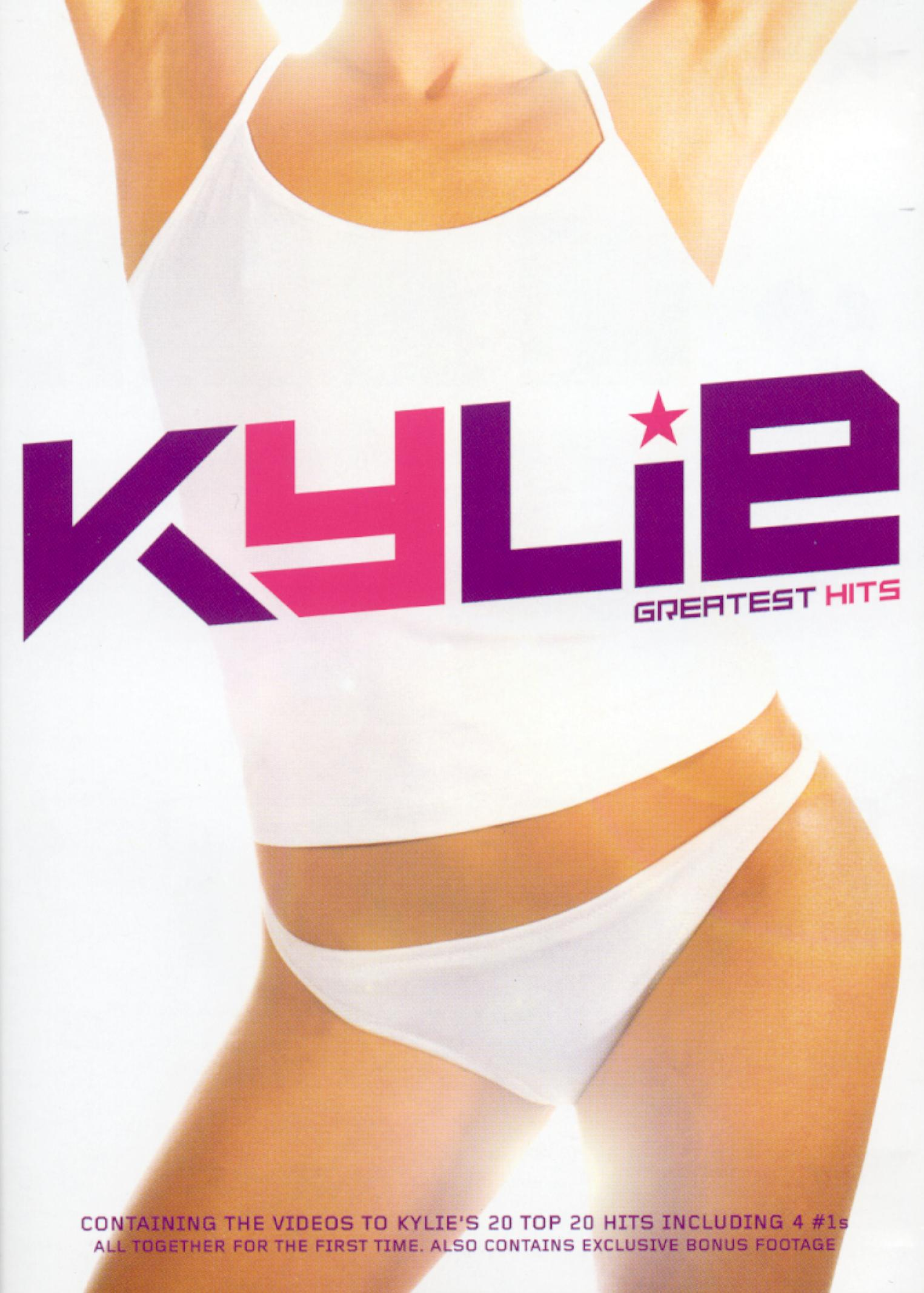 Kylie Minogue: Kylie - Greatest Hits