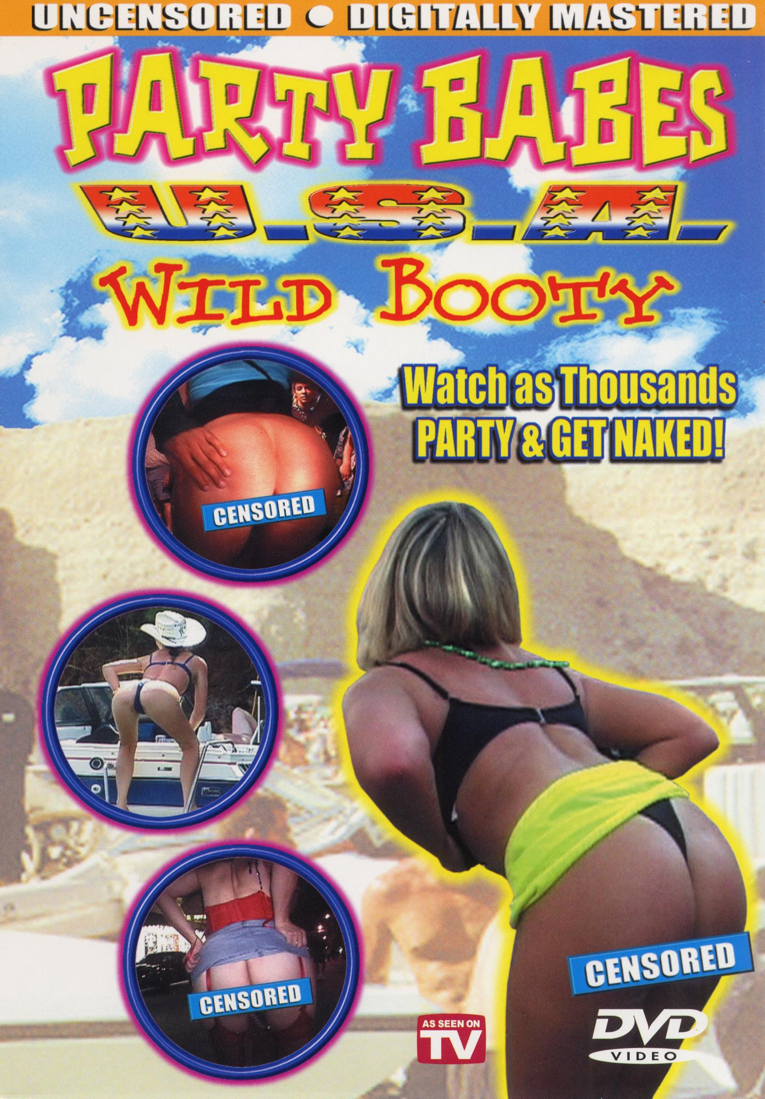 Party Babes U.S.A.: Wild Booty