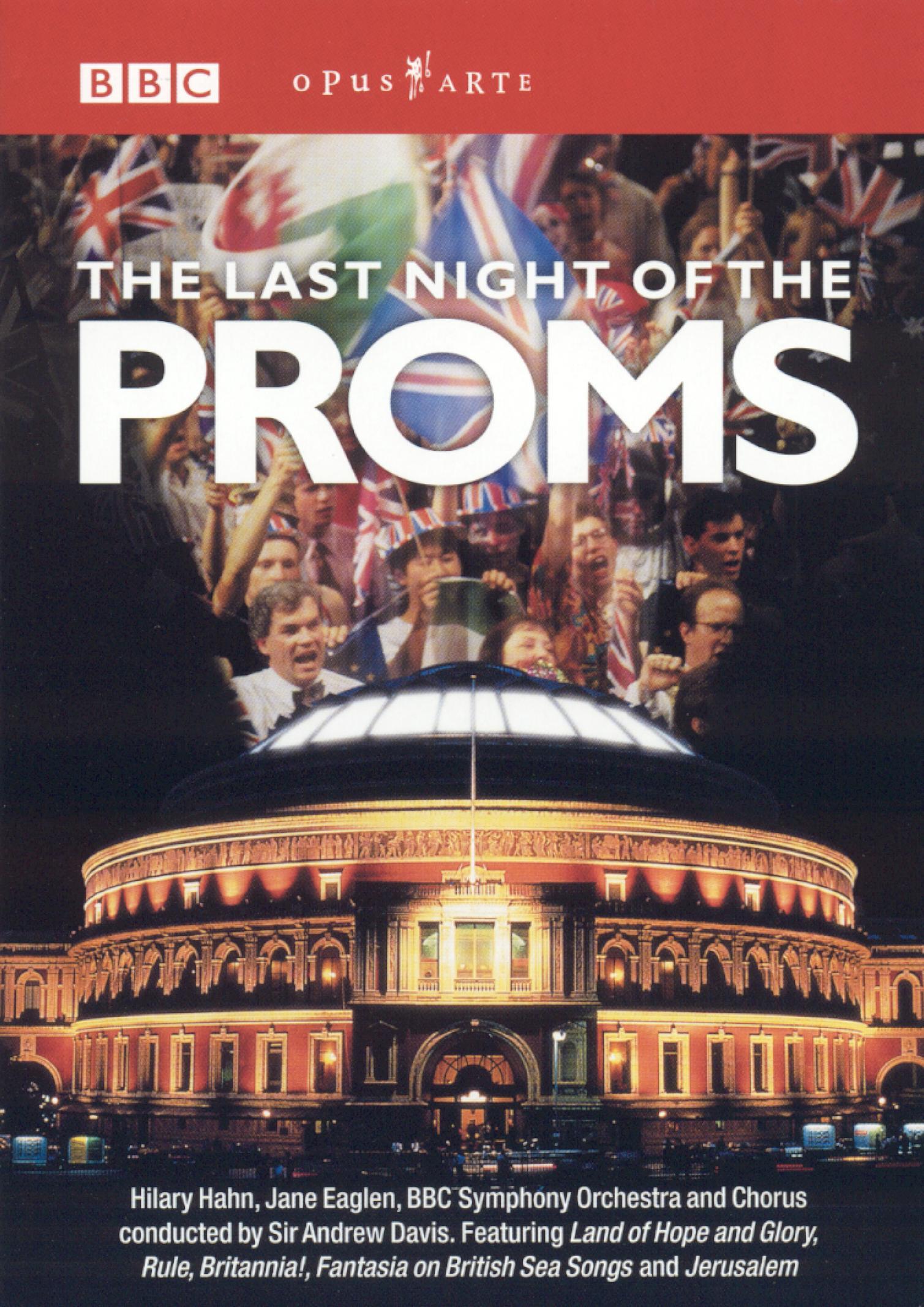 Last Night of the Proms