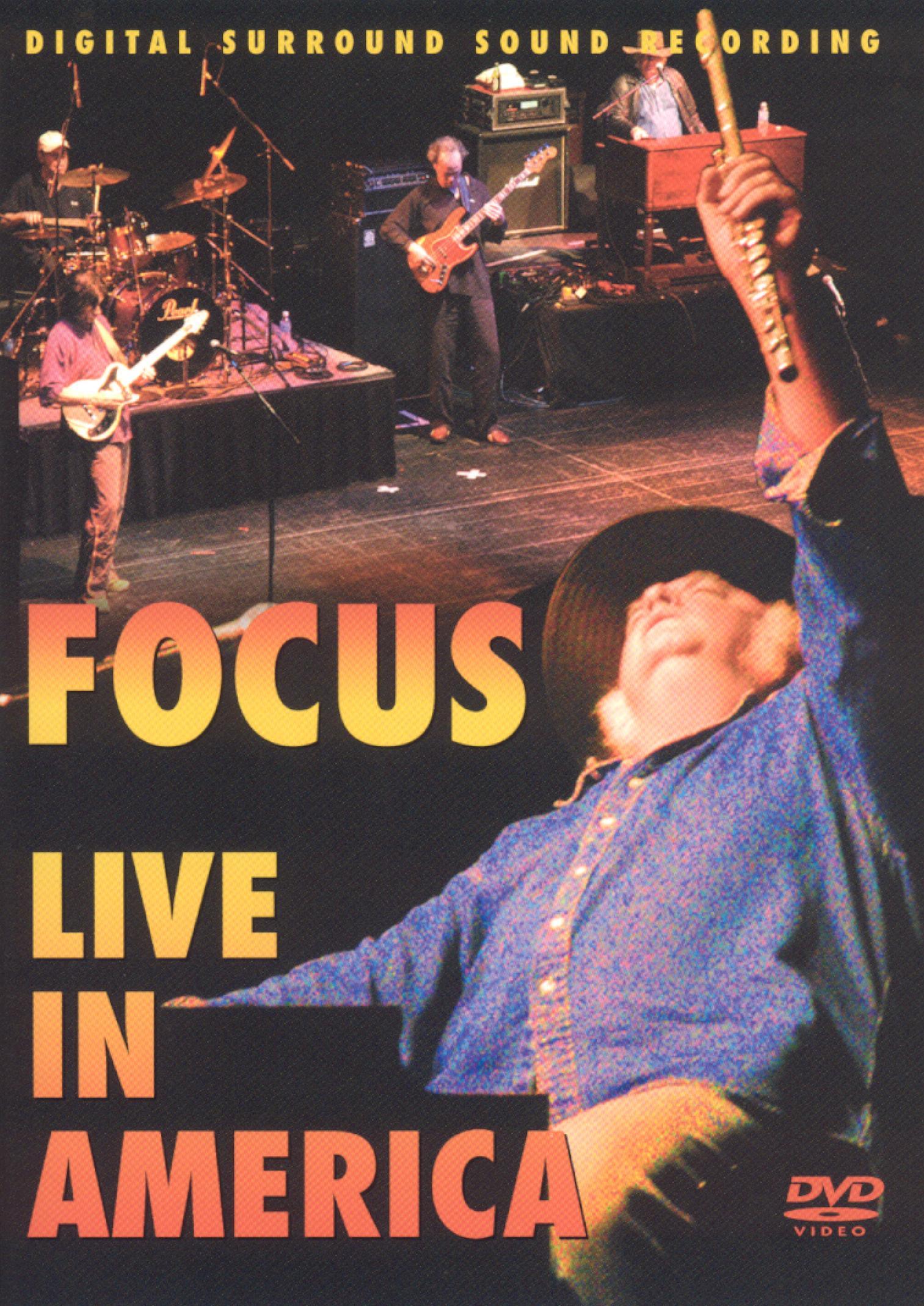 Focus: Live in America