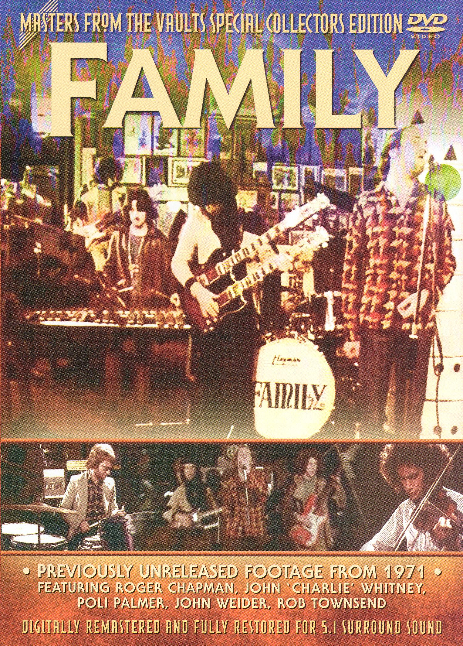 Masters From the Vaults: Family