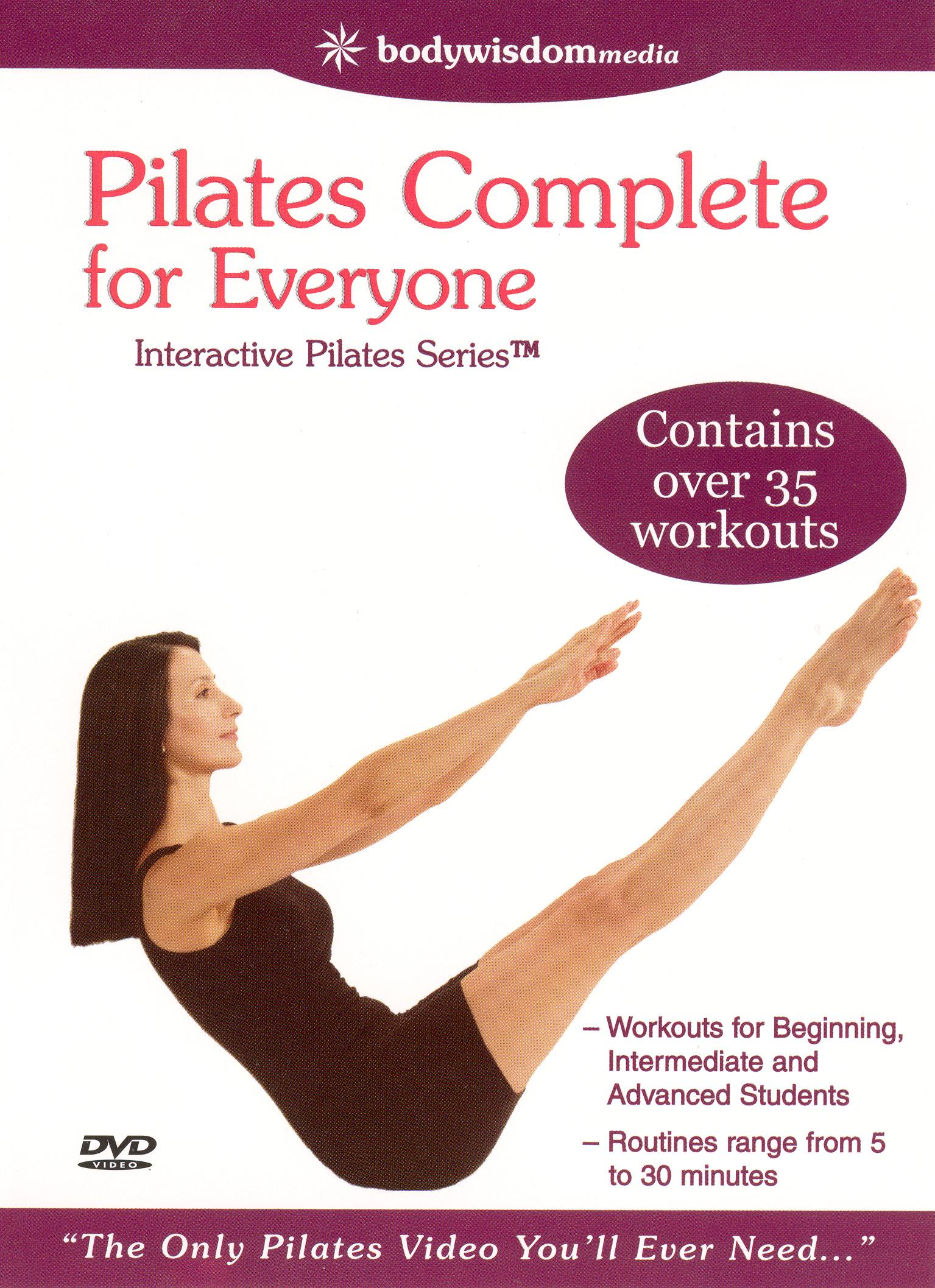 Pilates Complete for Everyone
