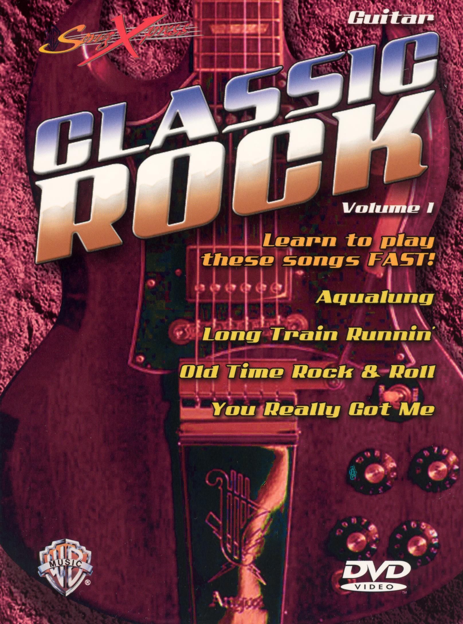 SongXpress: Classic Rock for Guitar, Vol. 1