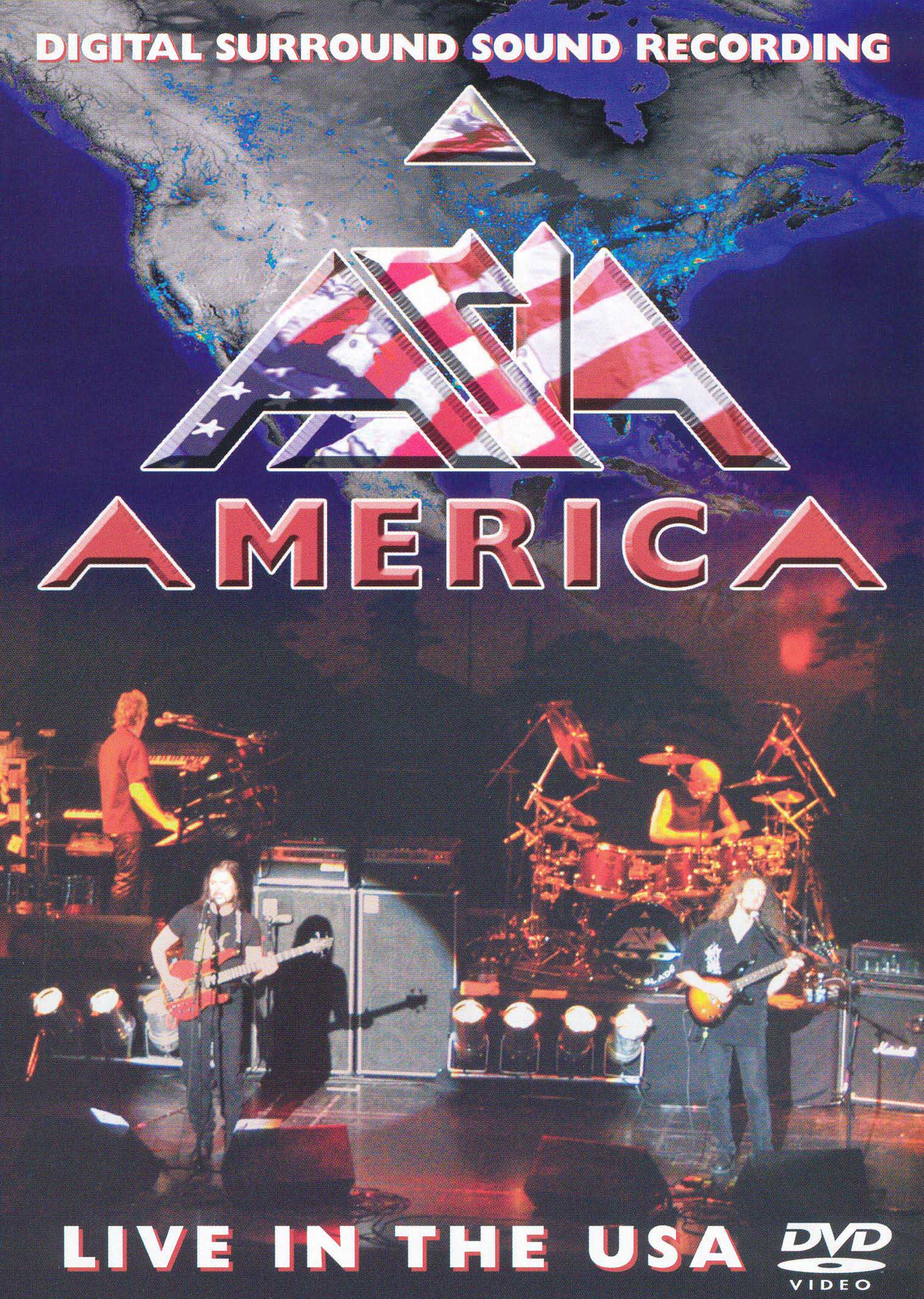 Classic Rock Legends: Asia - America Live in the USA