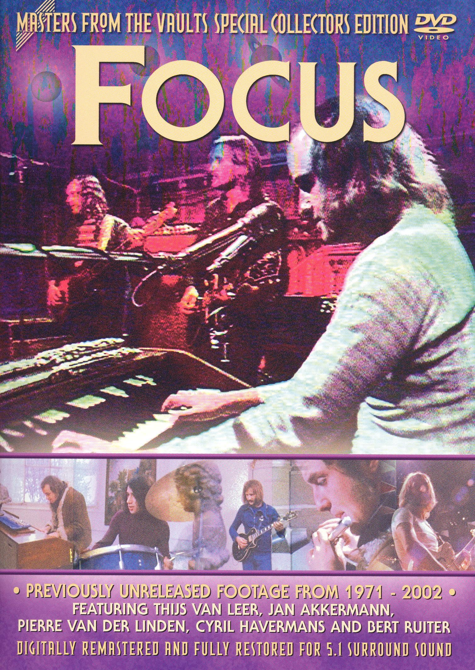 Masters From the Vaults: Focus
