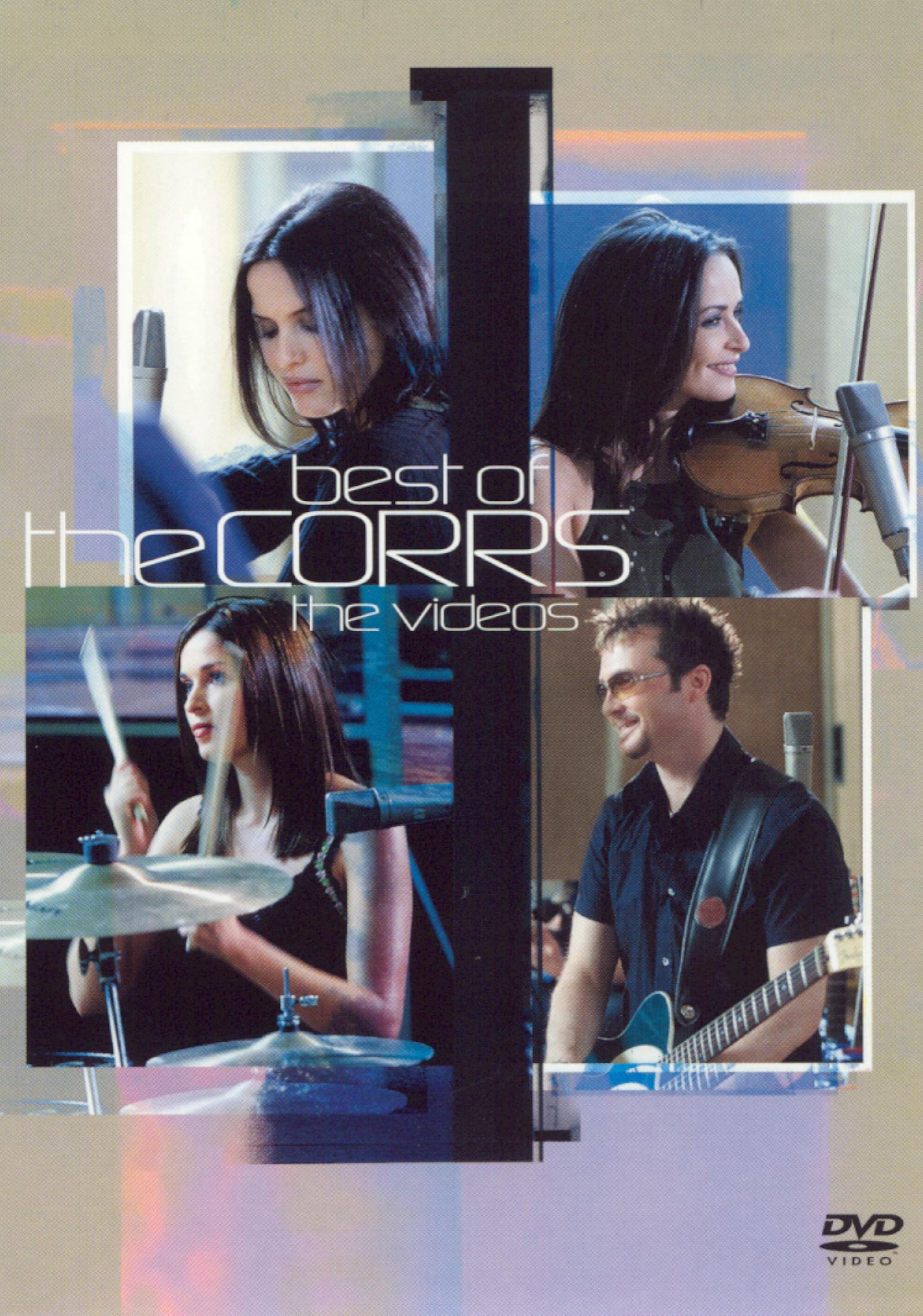 The Corrs: Best of The Coors - The Videos