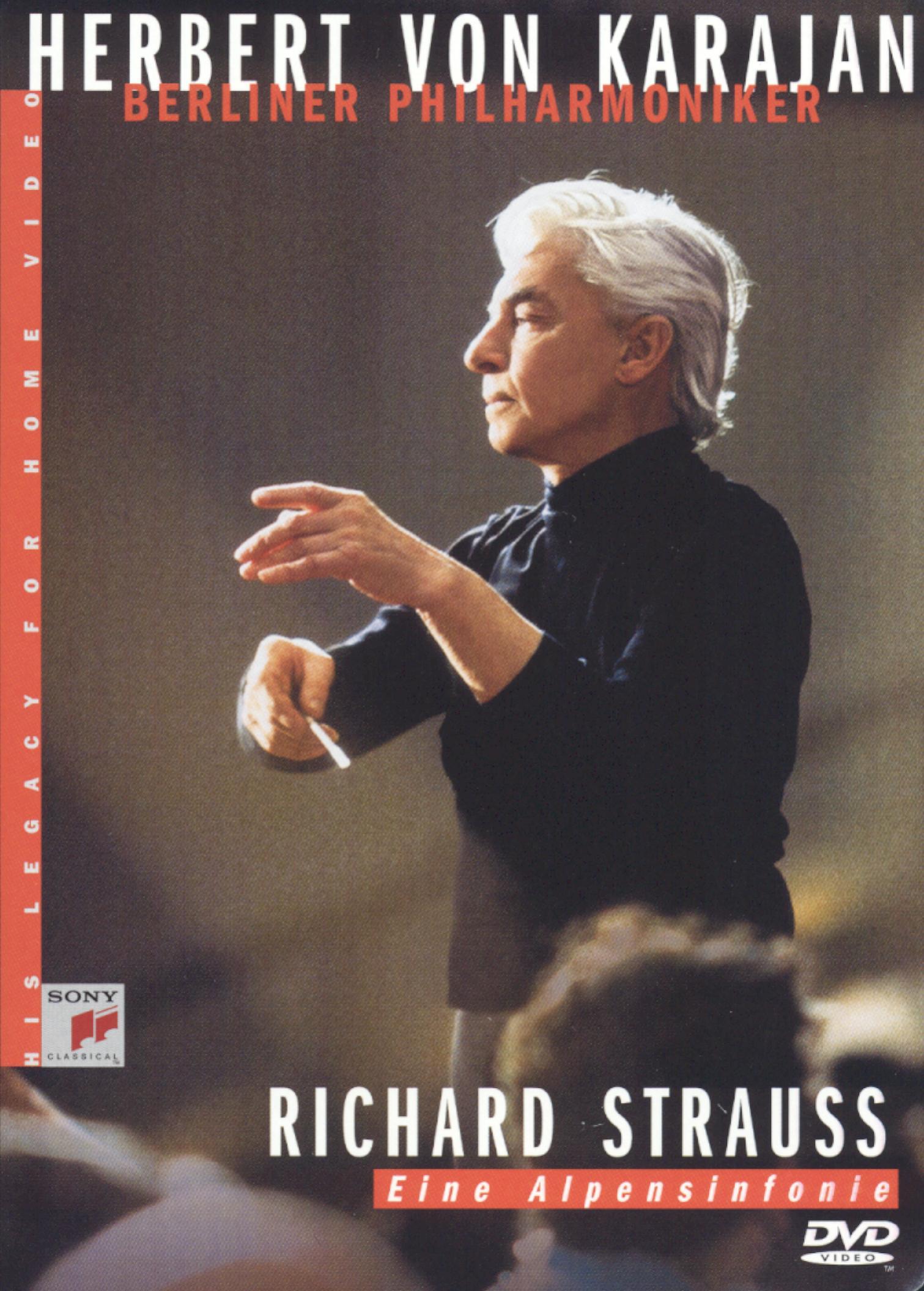 Herbert Von Karajan - His Legacy for Home Video: Eine Alpensinfonie - All Souls Day Concert 1983