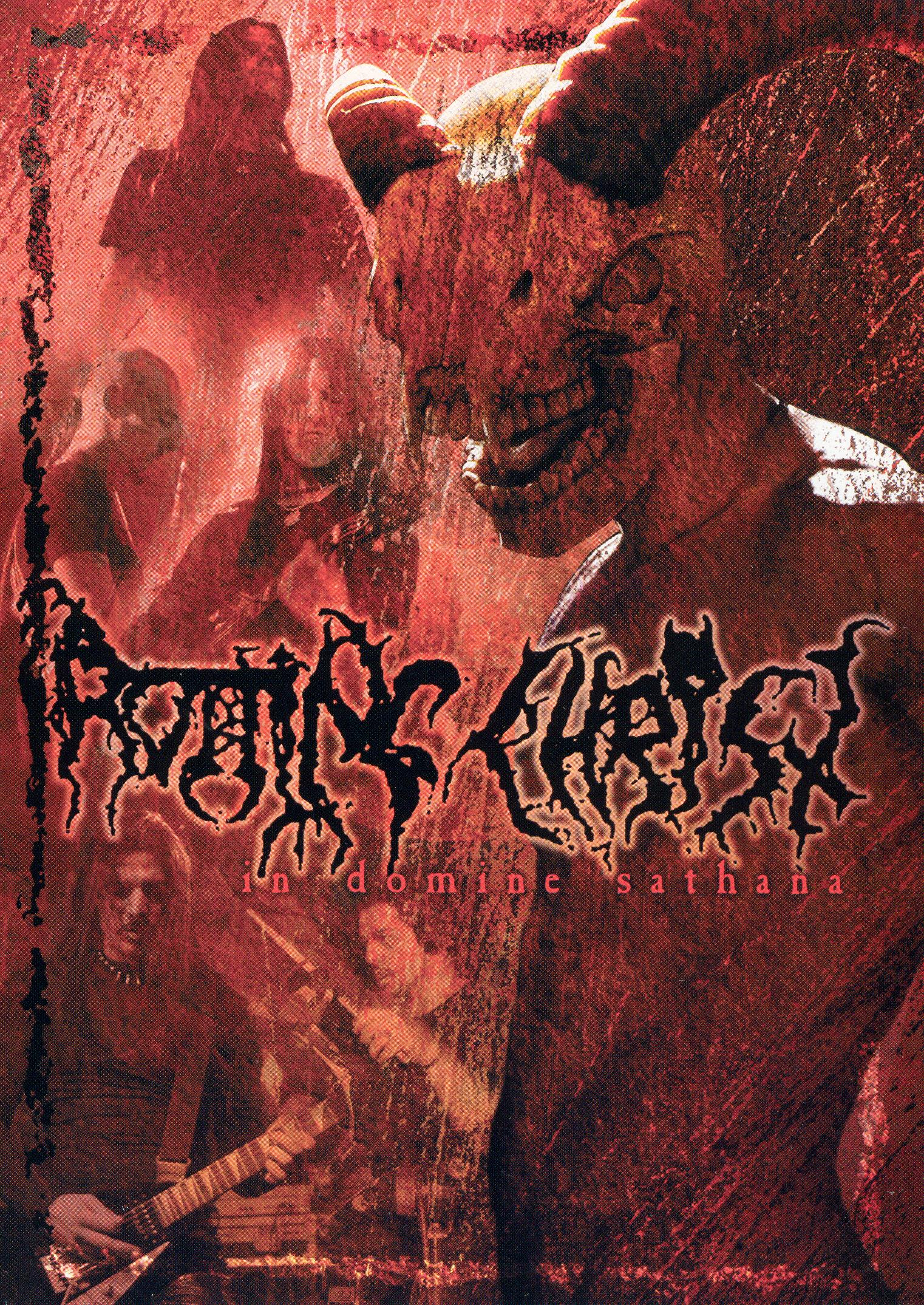 Rotting Christ: In Domine