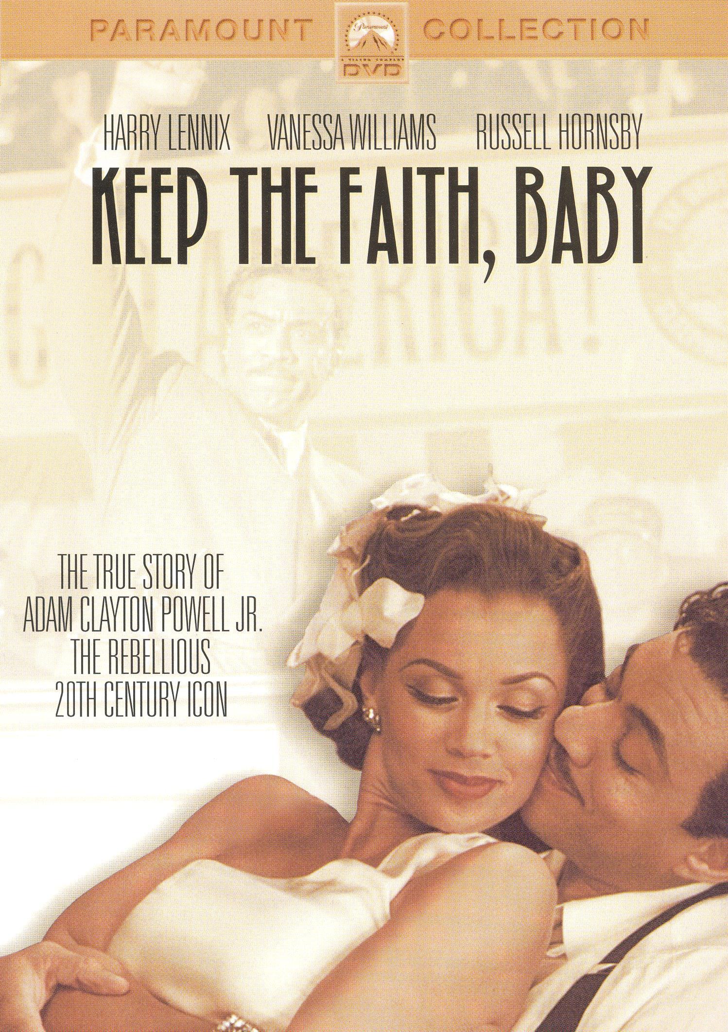 Cast Keeping The Faith : Keep the faith baby doug mchenry cast and crew