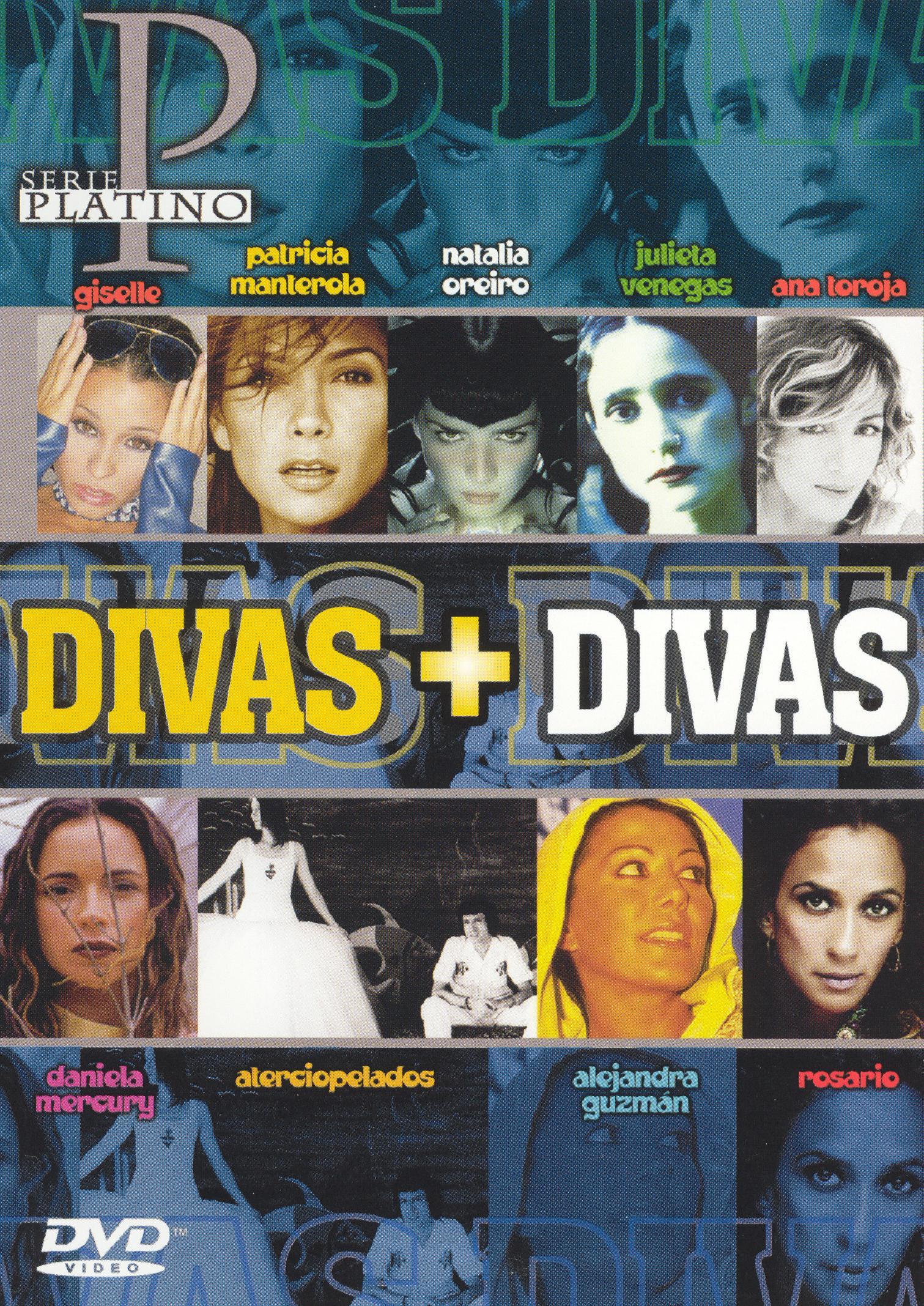 Divas + Divas: Serie Platino