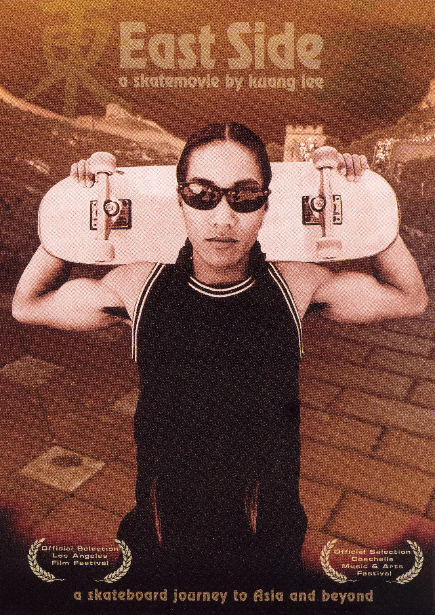 East Side: A Skateboard Journey to Asia and Beyond