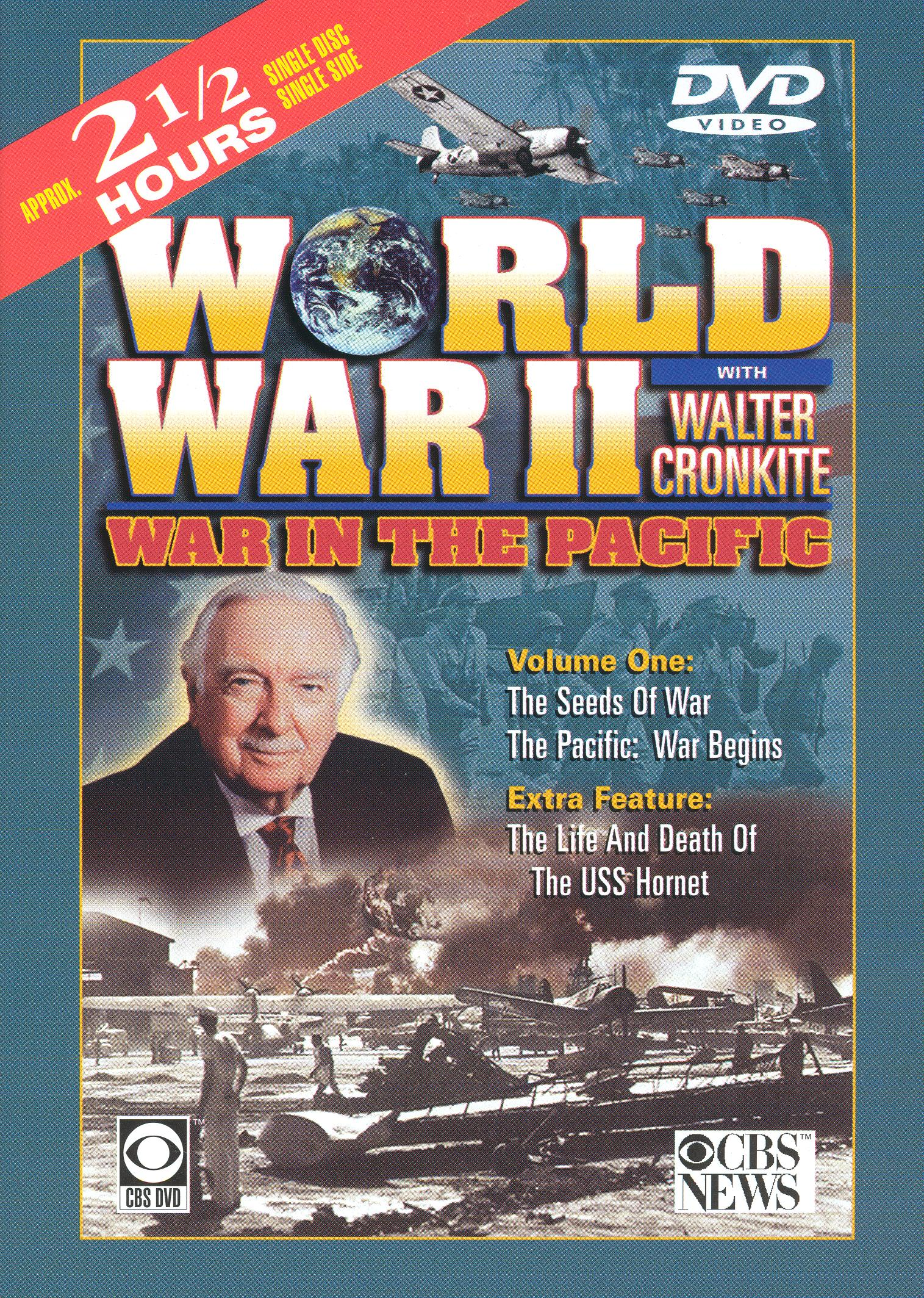 World War II: War in the Pacific, Vol. 1