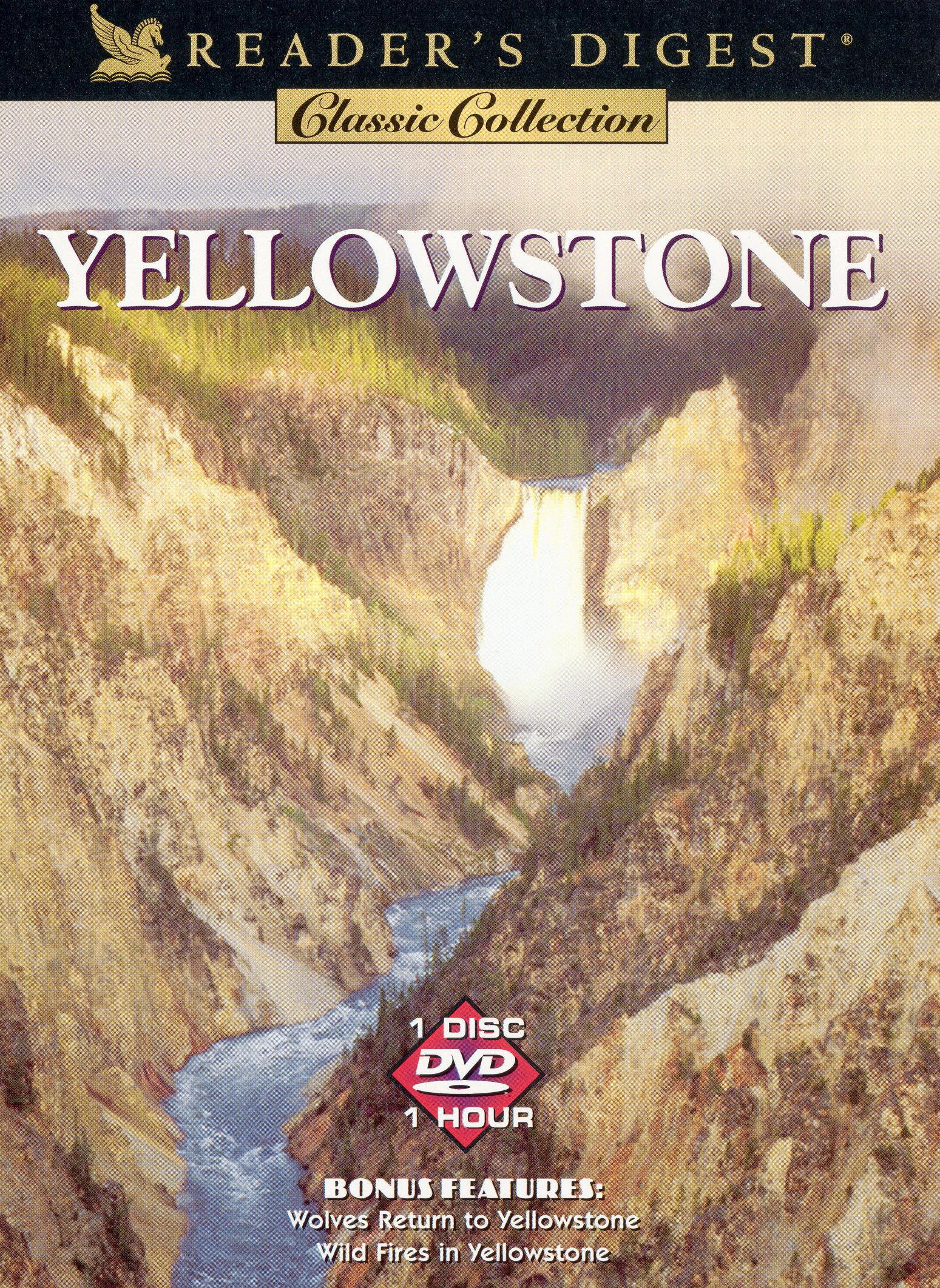 Reader's Digest: Yellowstone - The First National Park