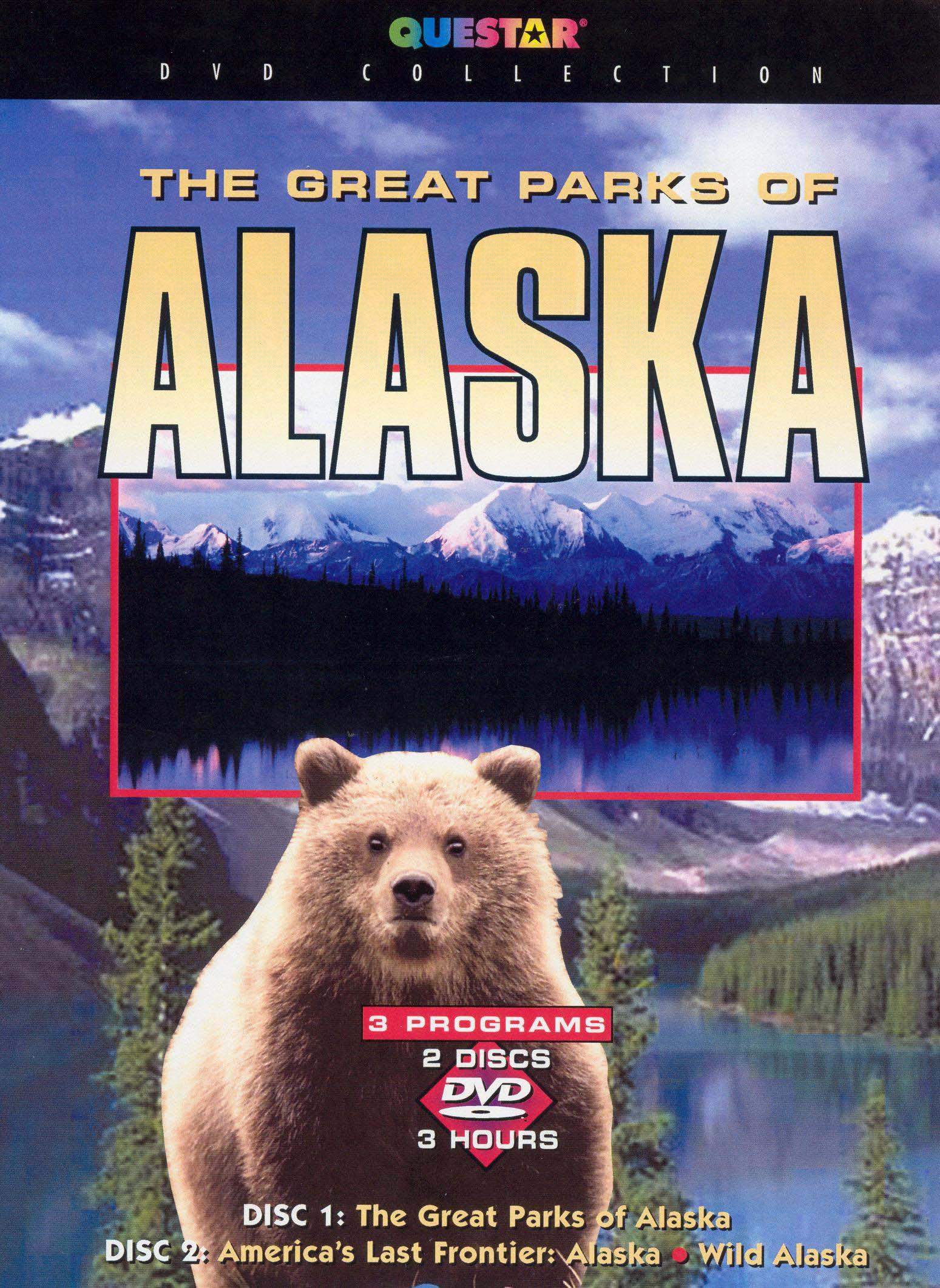 Great Parks of Alaska