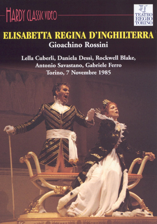Elisabeth Reigna D'Inghilterra