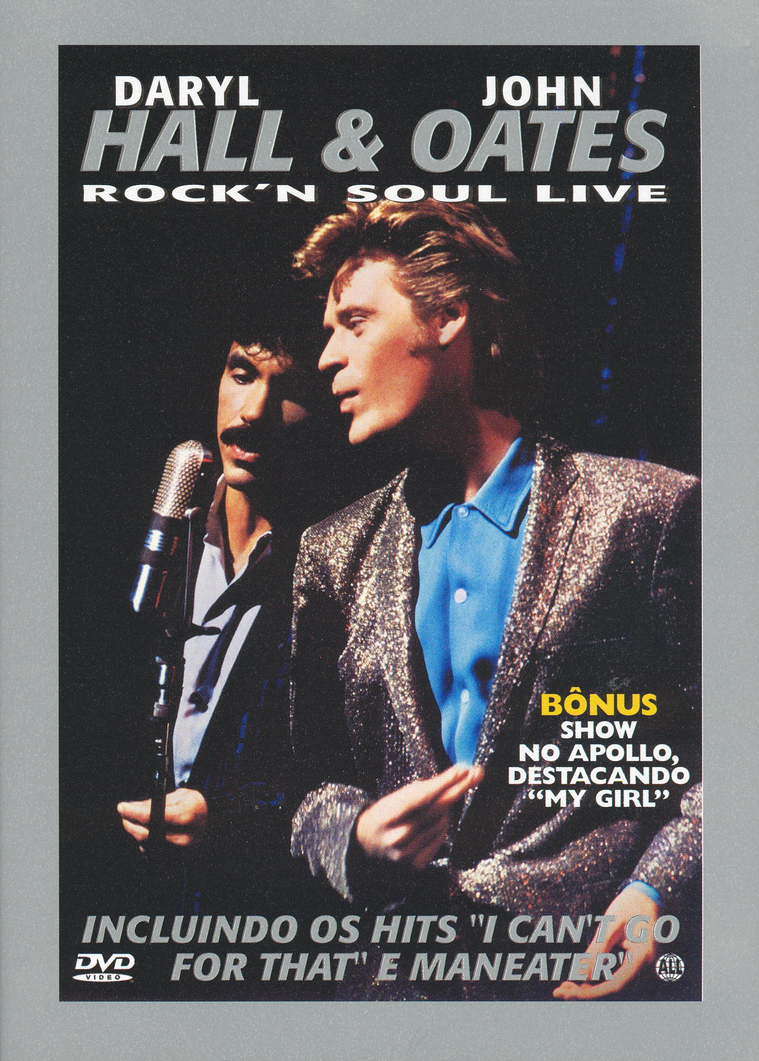 Daryl Hall and John Oates: Rock 'n Soul Live