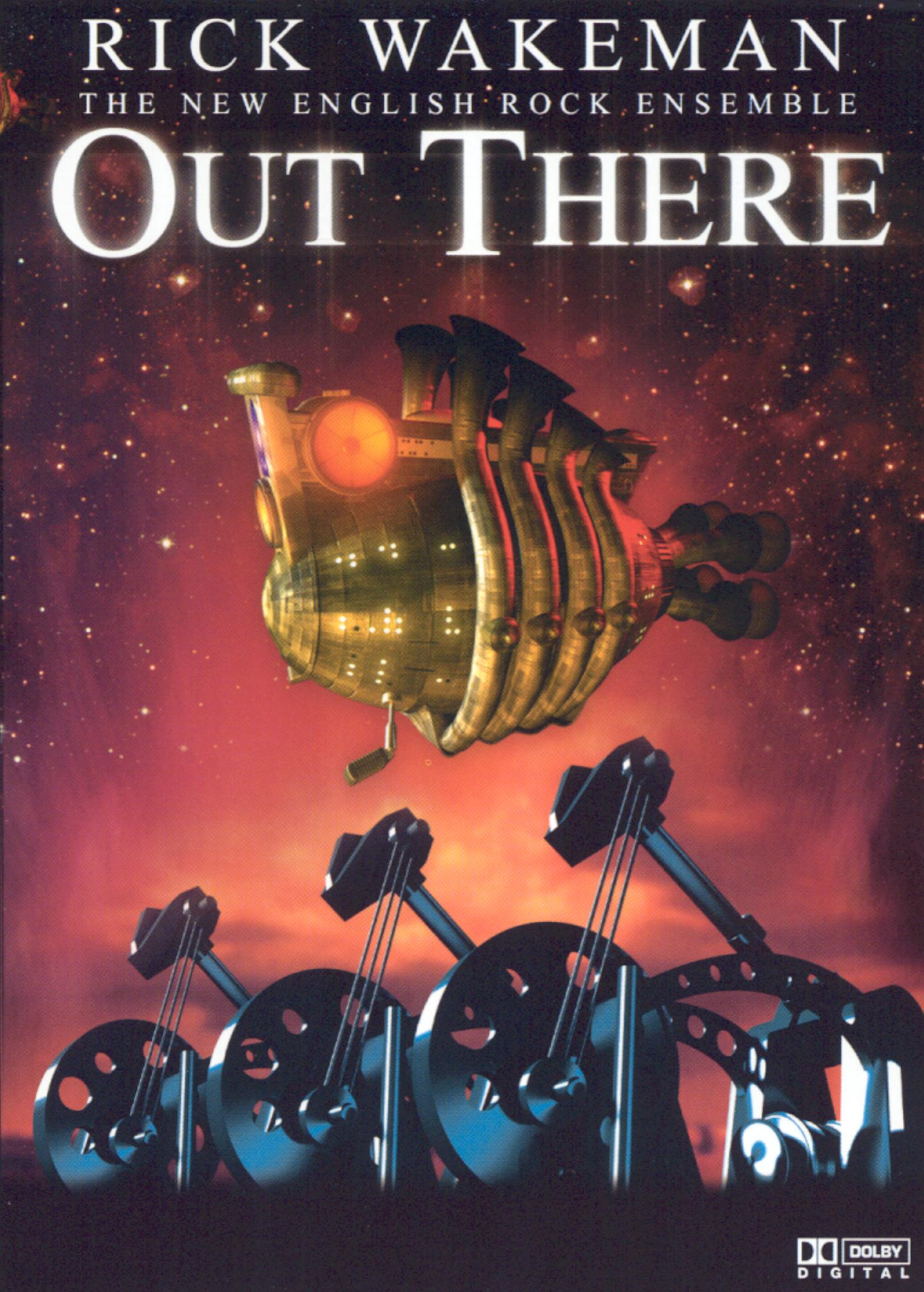 Rick Wakeman and The New English Rock Ensemble: Out There