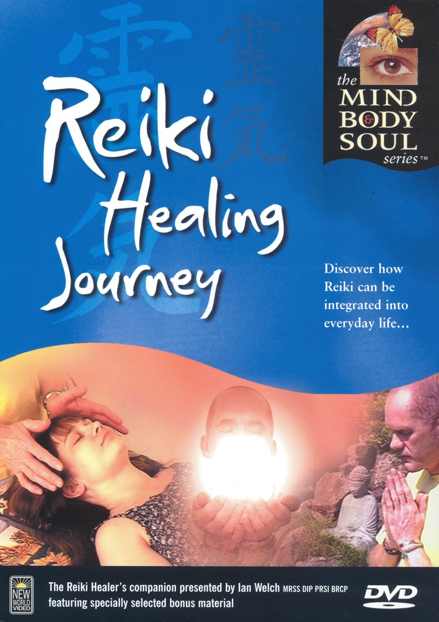 Ian Welch: Reiki Healing Journey