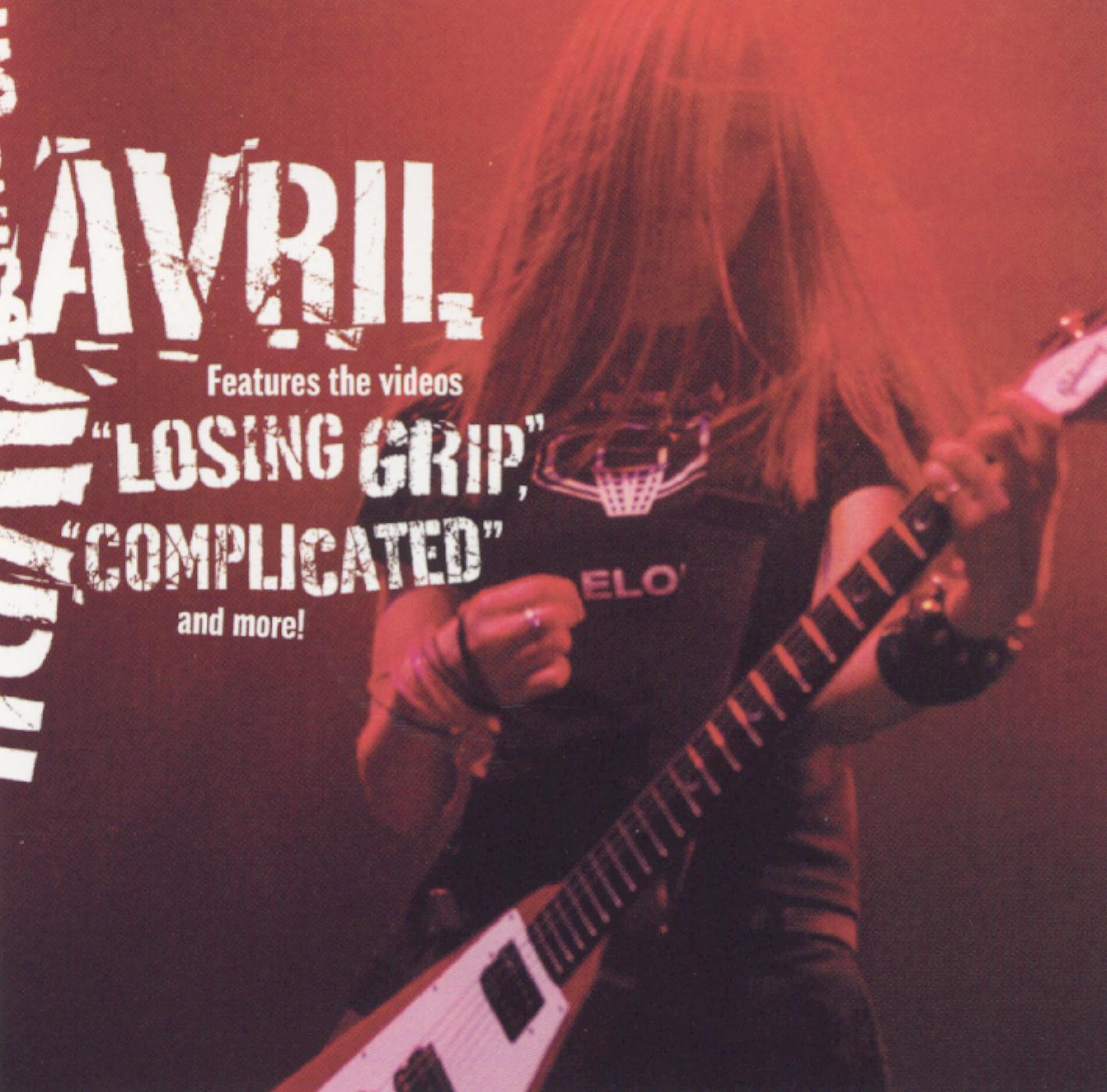 Avril Lavigne: Losing Grip/Complicated [DVD Single]