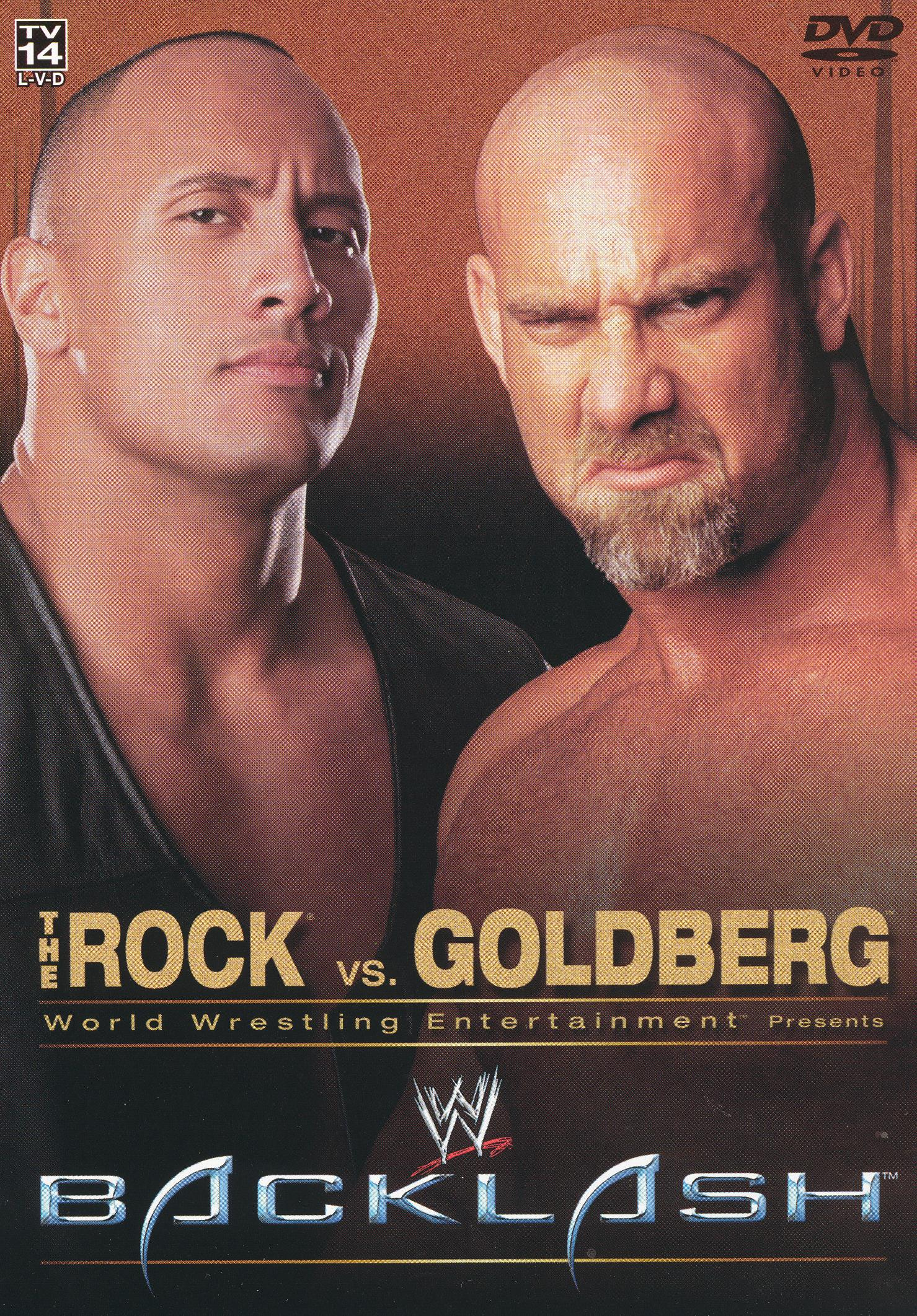 WWE: Backlash - The Rock vs. Goldberg