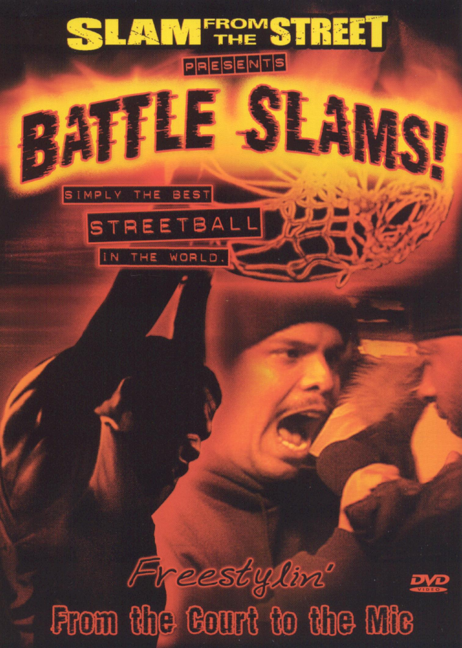 Slam From the Street: Battle Slams!