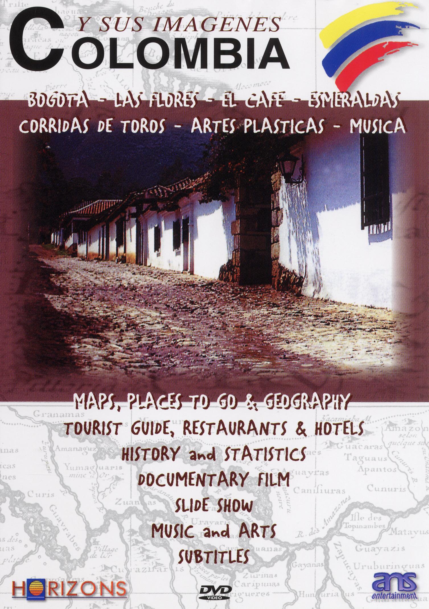 Horizons: Colombia Y Sus Imagenes