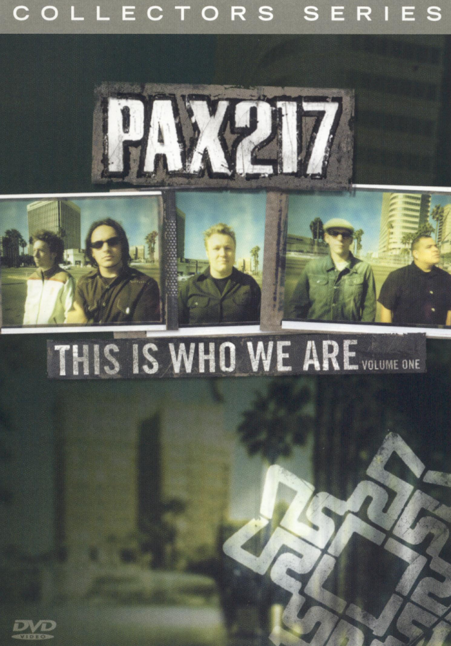 PAX217: This Is Who We Are, Vol. 1