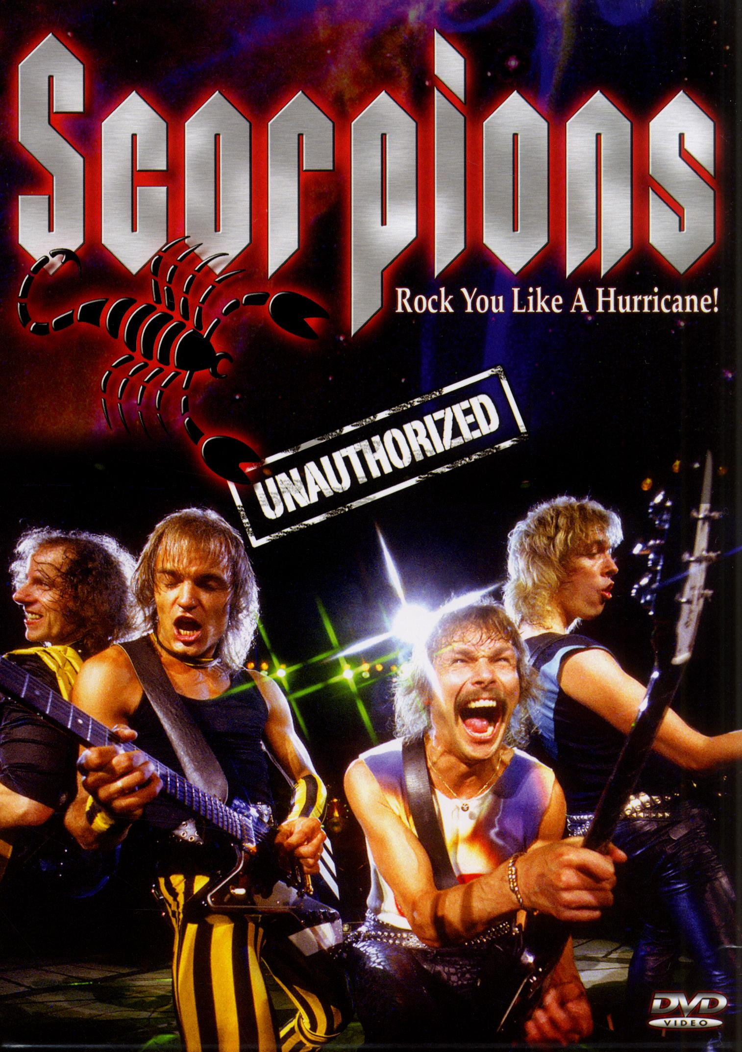 Scorpions: Rock You Like a Hurricane! Unauthorized