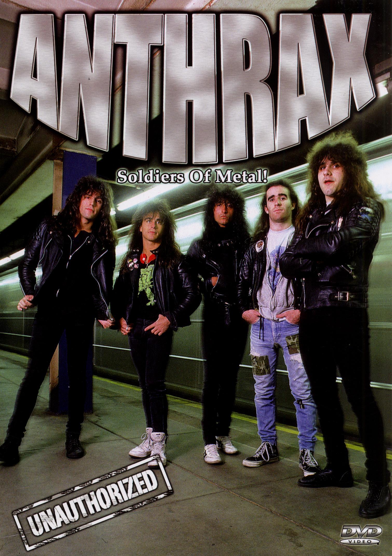 Anthrax Unauthorized