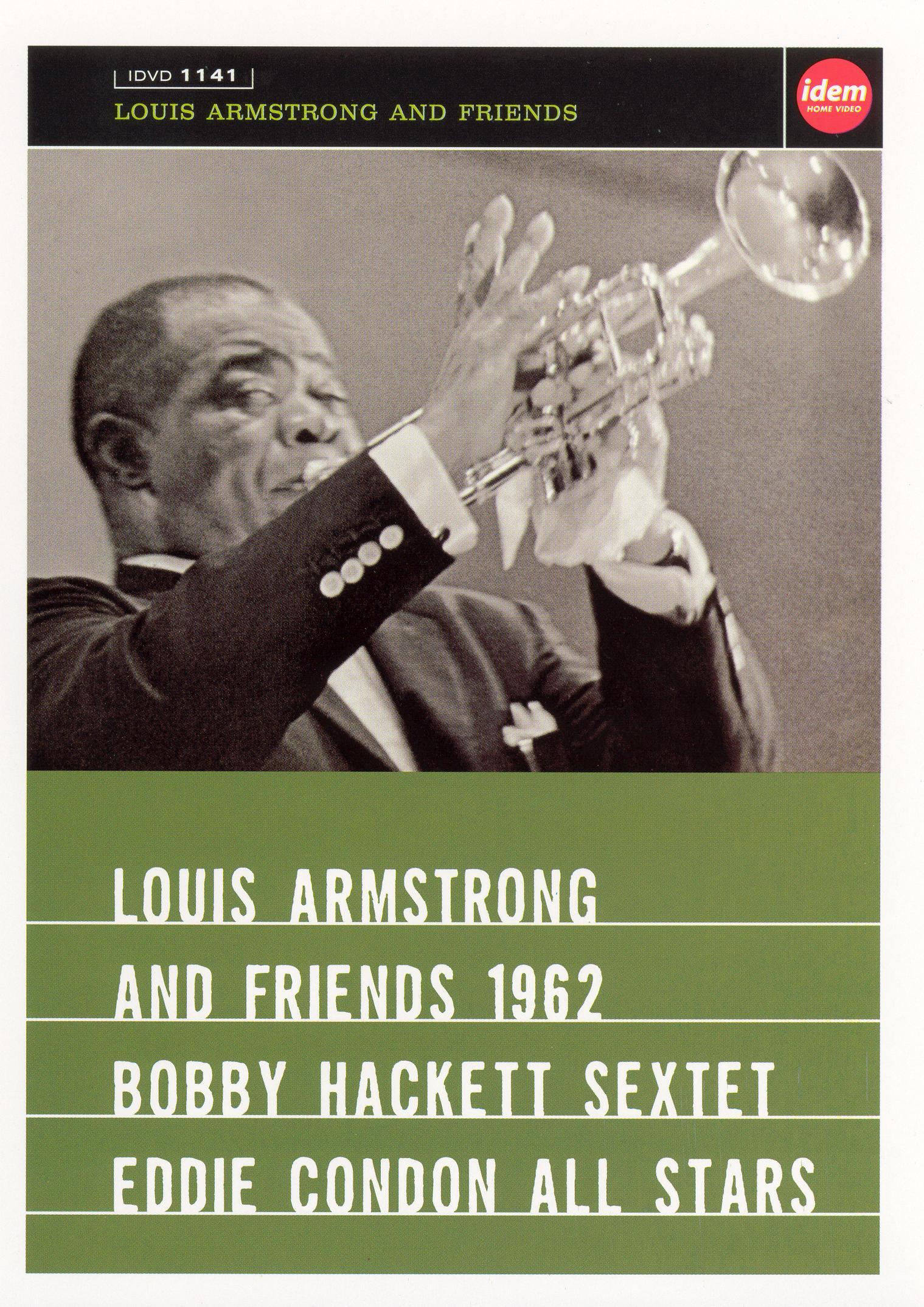 Louis Armstrong & Friends 1962: Bobby Hackett/Eddie Condon