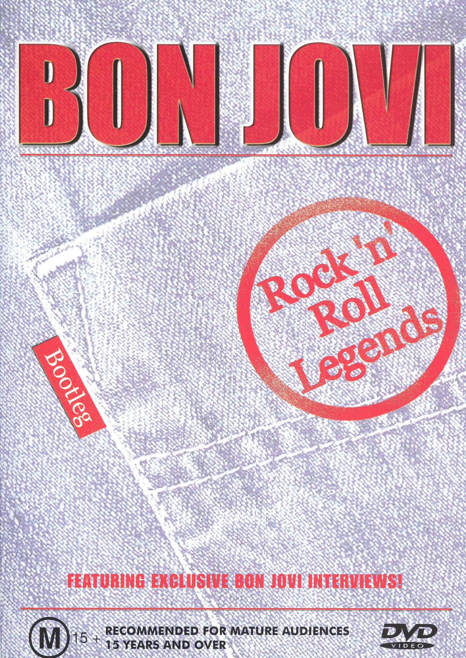 Rock 'N' Roll Legends: Bon Jovi