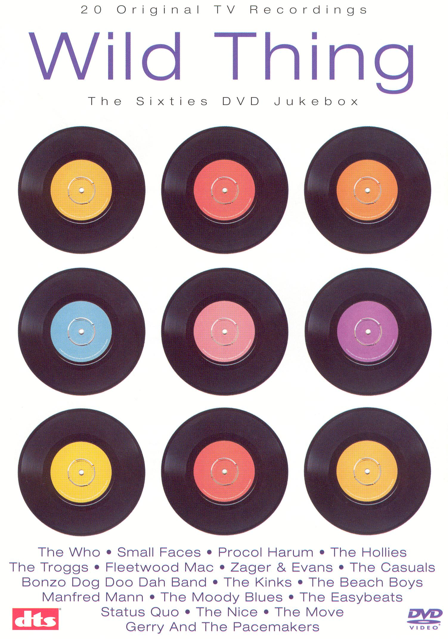 Wild Thing: The Sixties DVD Jukebox