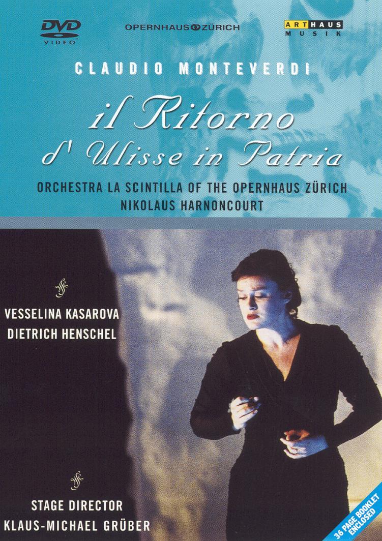 Il Ritorno d'Ulisse in Patria (Opernhaus Zürich)