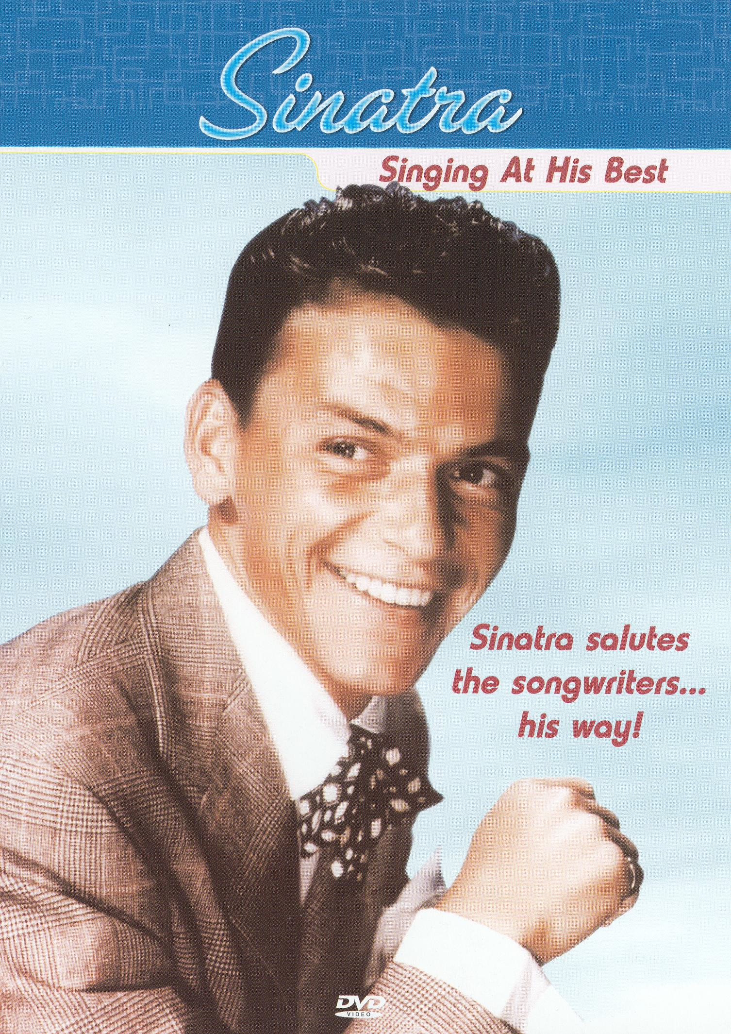 Sinatra Singing at His Best