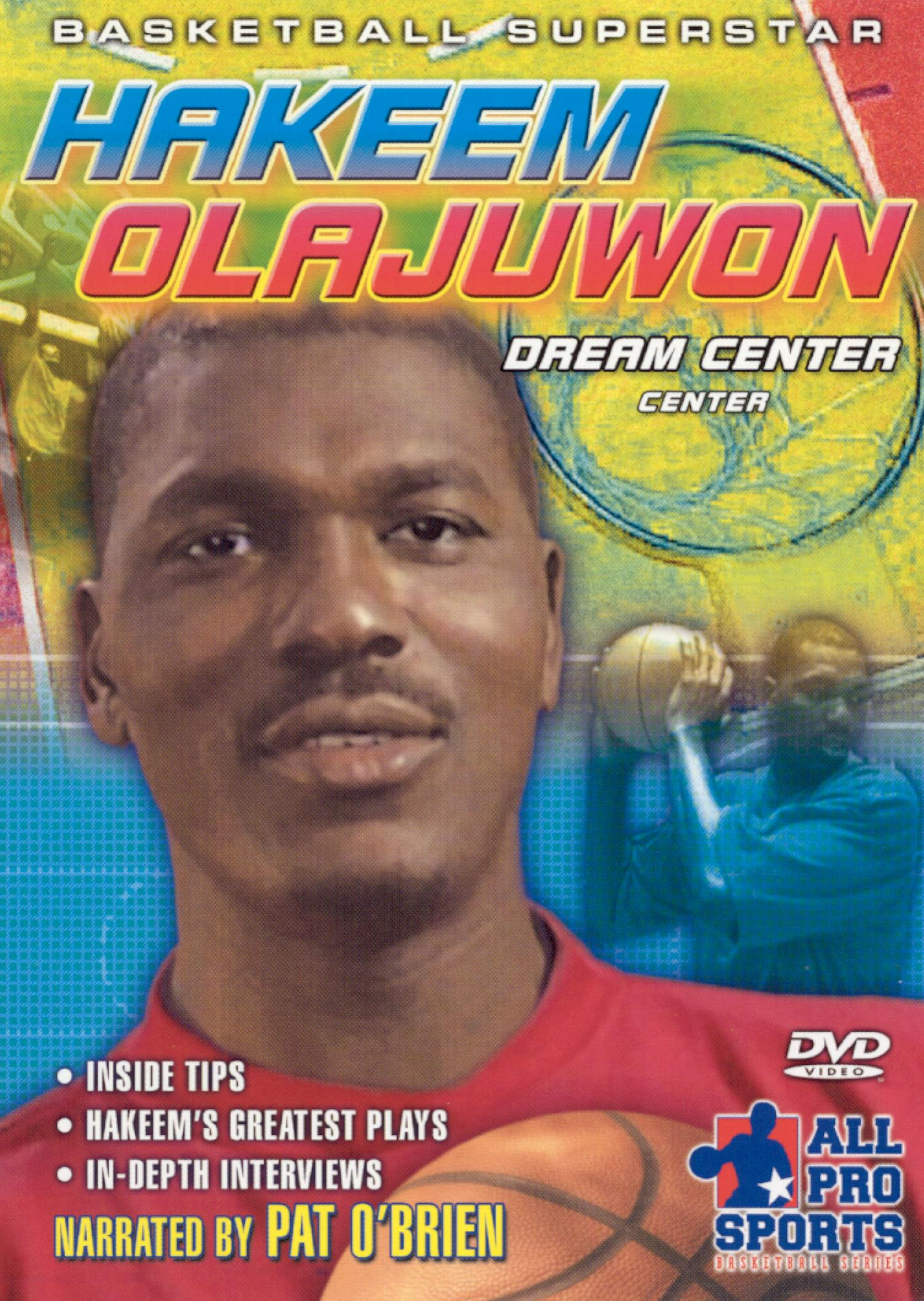 All Pro Sports Basketball Series: Hakeem Olajuwon - Dream Center