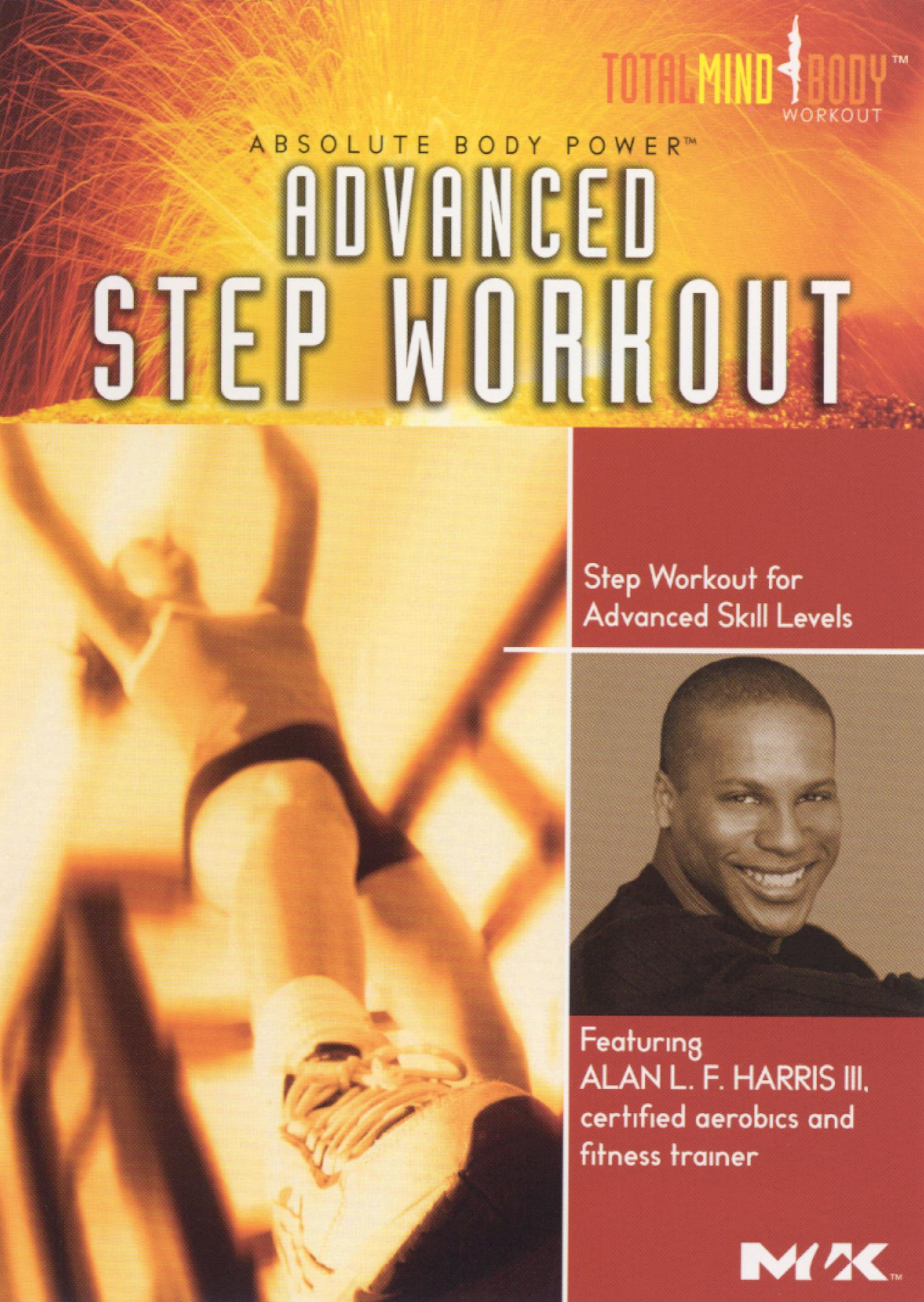 Absolute Body Power, Vol. 4: Advanced Step Workout