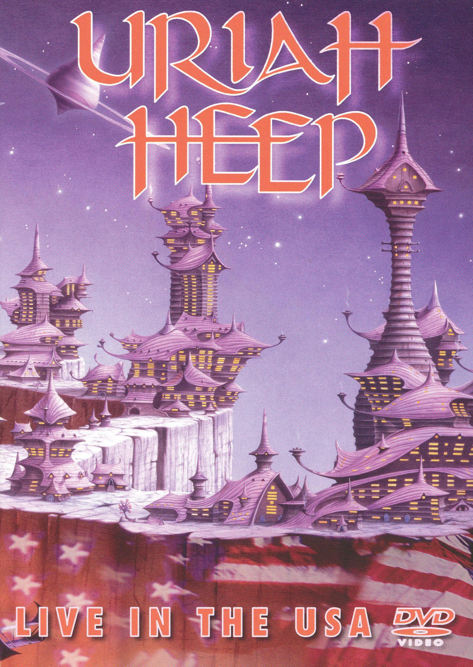 Uriah Heep: Live in the USA