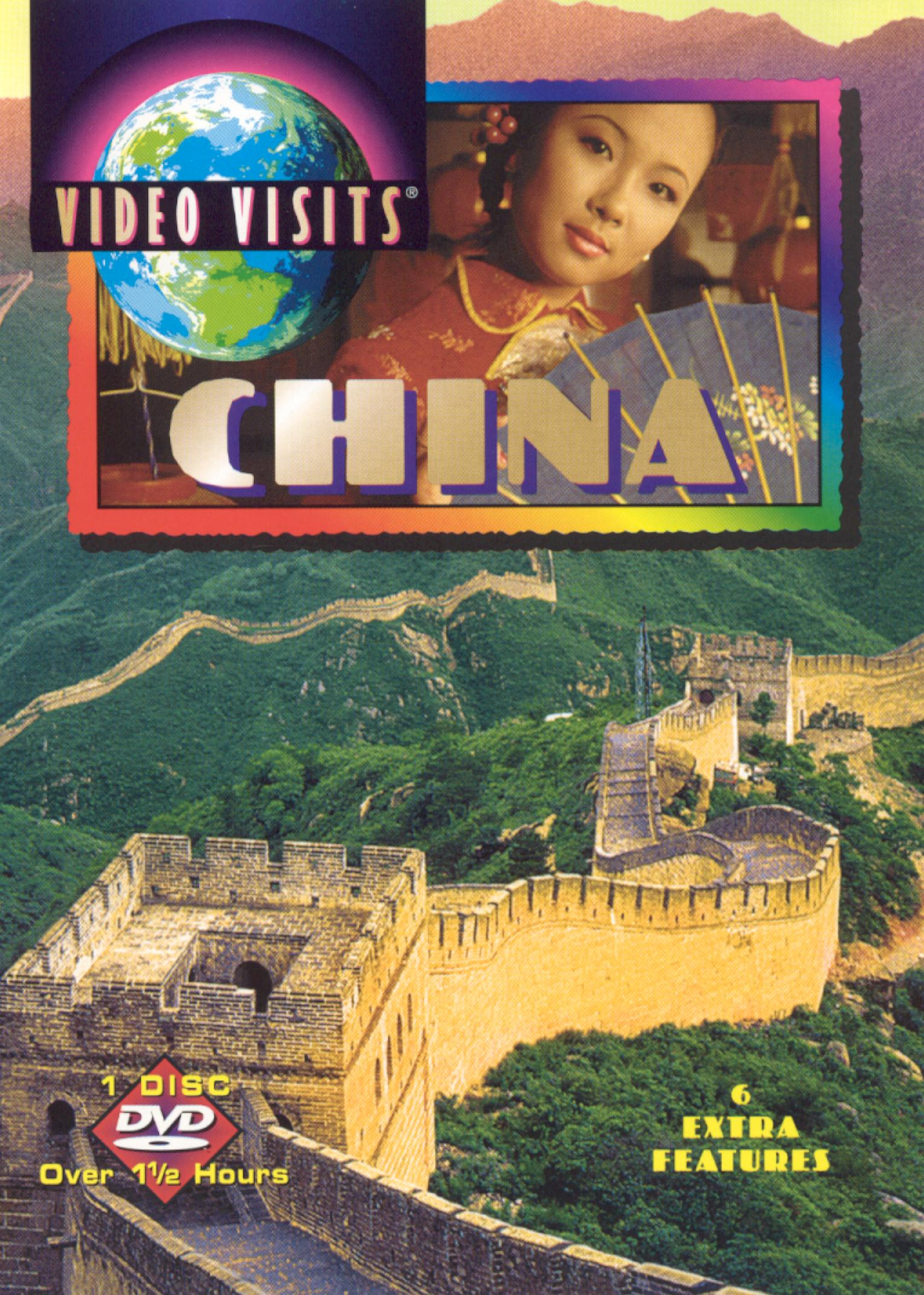 Video Visits Travel Collection: Discovering China & Tibet