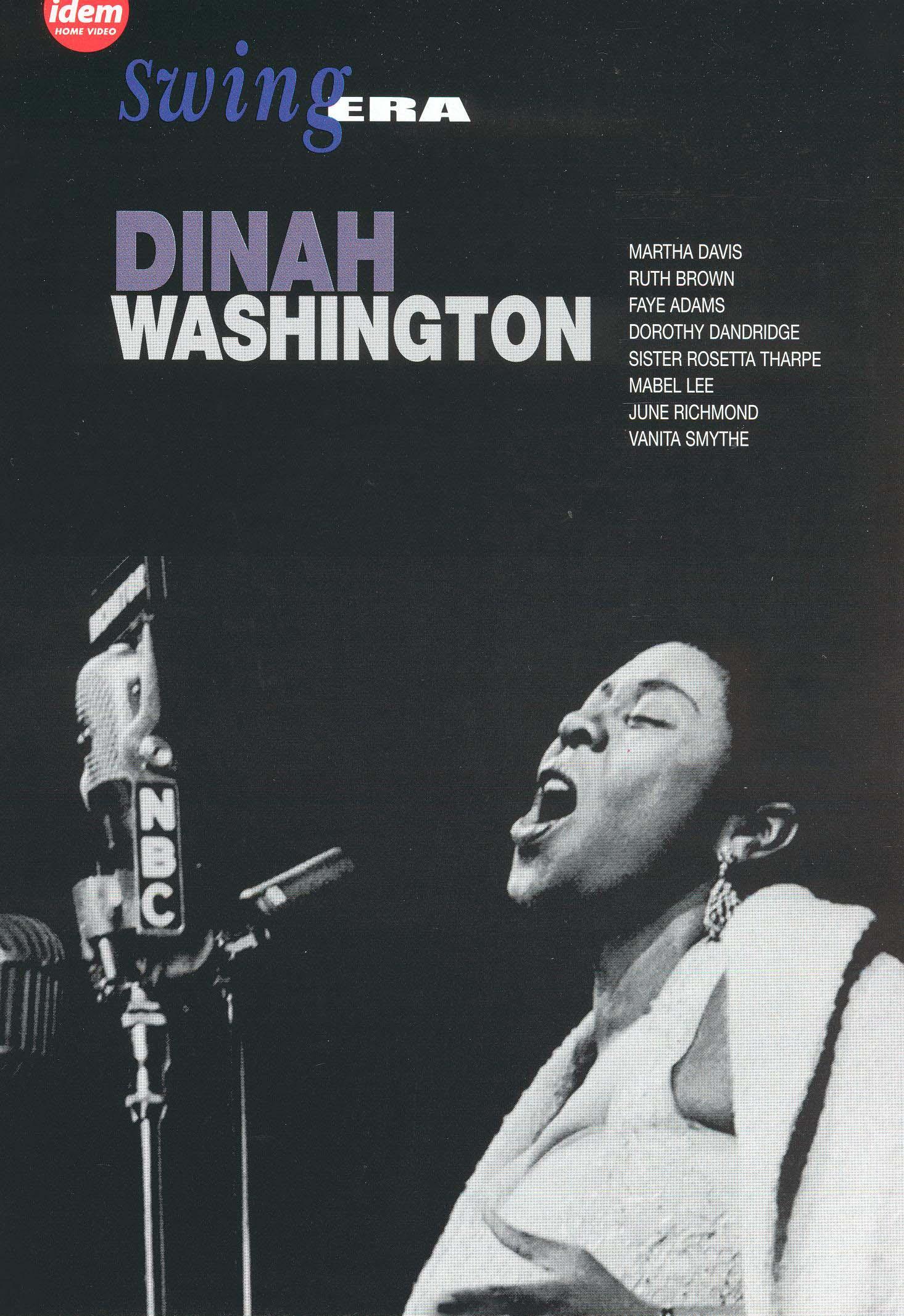 Swing Era: Dinah Washington