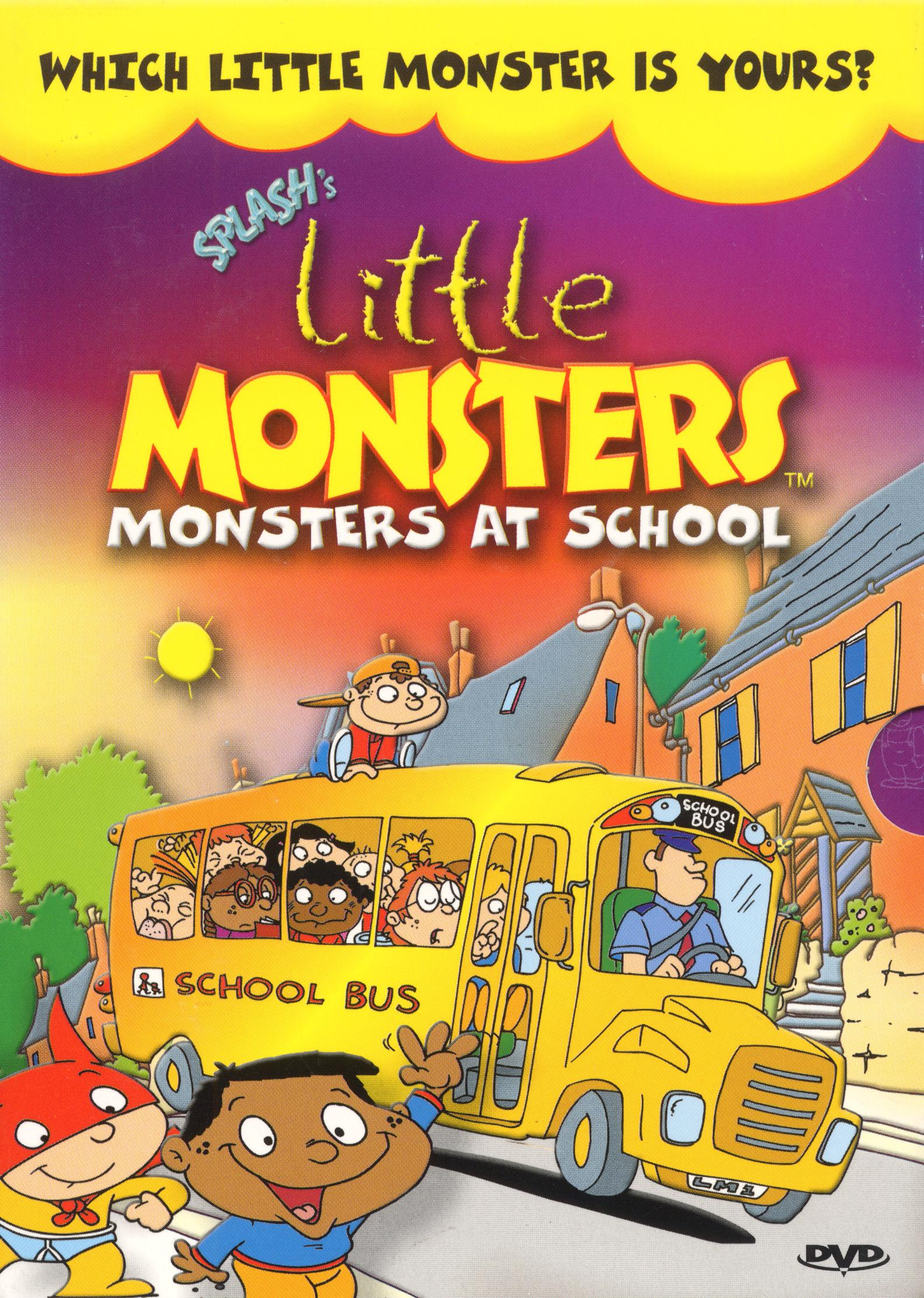 Little Monsters: Monsters at School